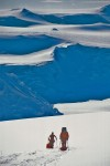 Antarctica, Mount Vinson, Climbing To Camp, 1997