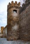 Azerbaijan, Baki Prov, Castle Walls, 2009, IMG 7949