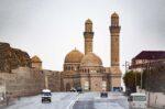 Azerbaijan, Baki Prov, Mosque, 2009, IMG 0039