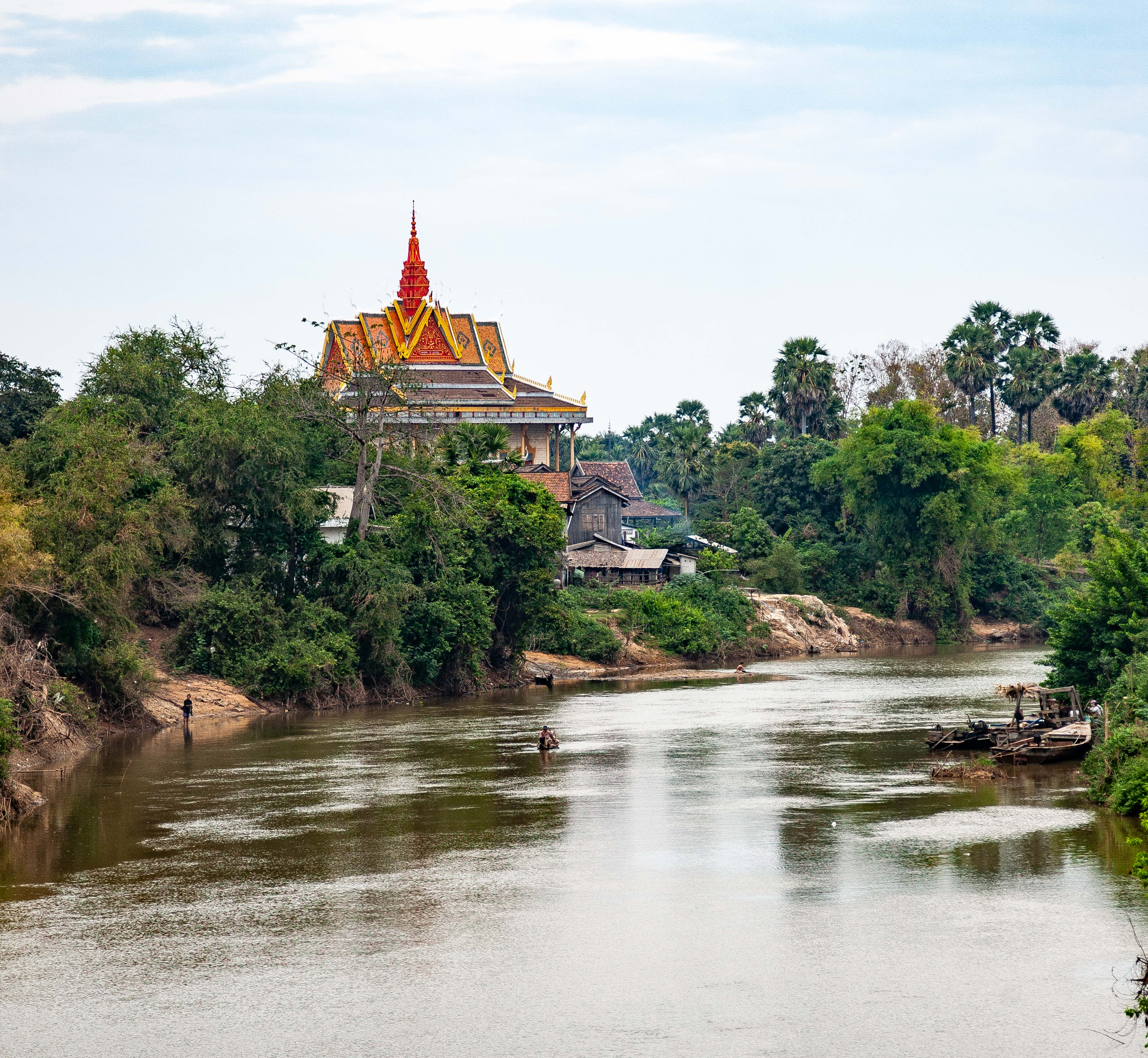 Cambodia, Kampong Thum Prov, River Temple, 2010, IMG 5446