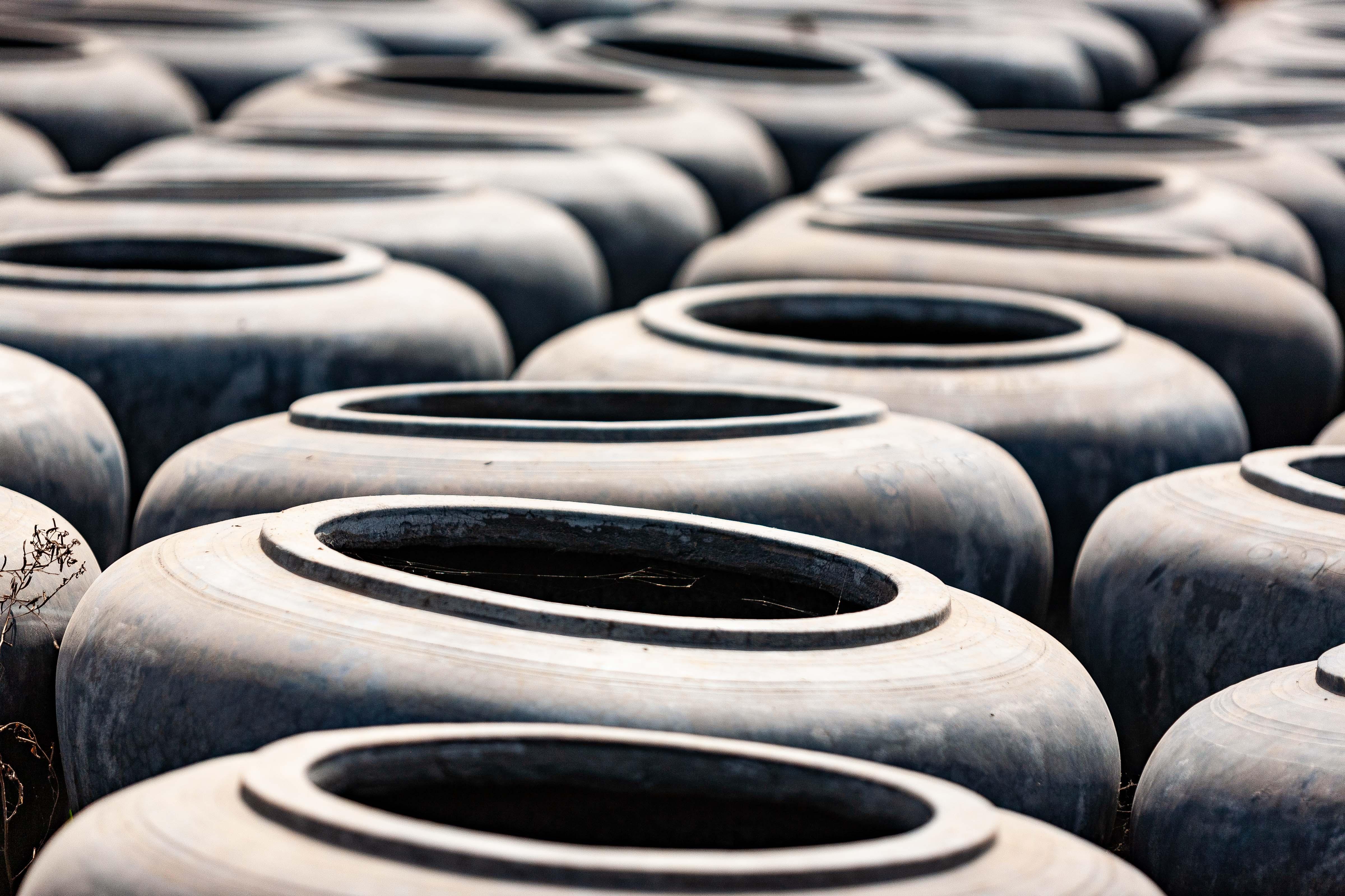 Cambodia, Svaay Rieng Prov, Jars, 2010, IMG 5212