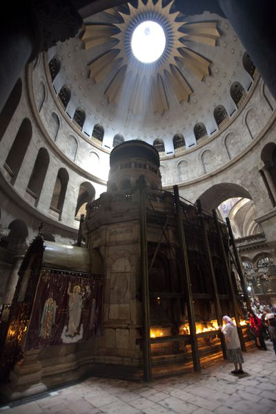Israel, Jerusalem, Church of the Holy Sepulchre, 2012, IMG 6775