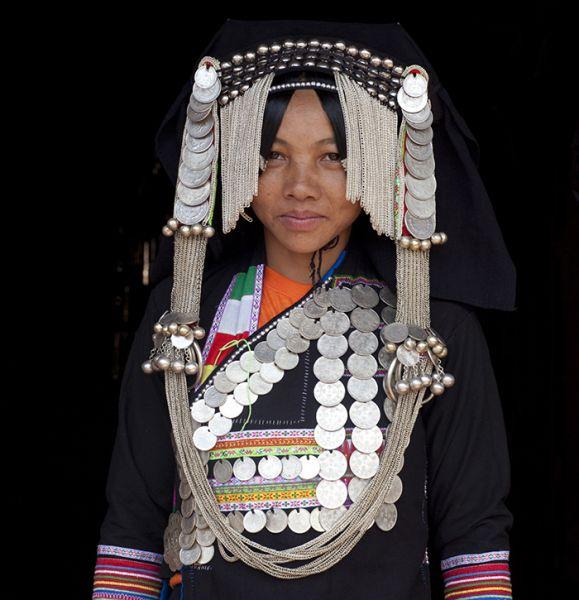 Laos, Phongsali Prov, Sister, 2011, IMG 0751
