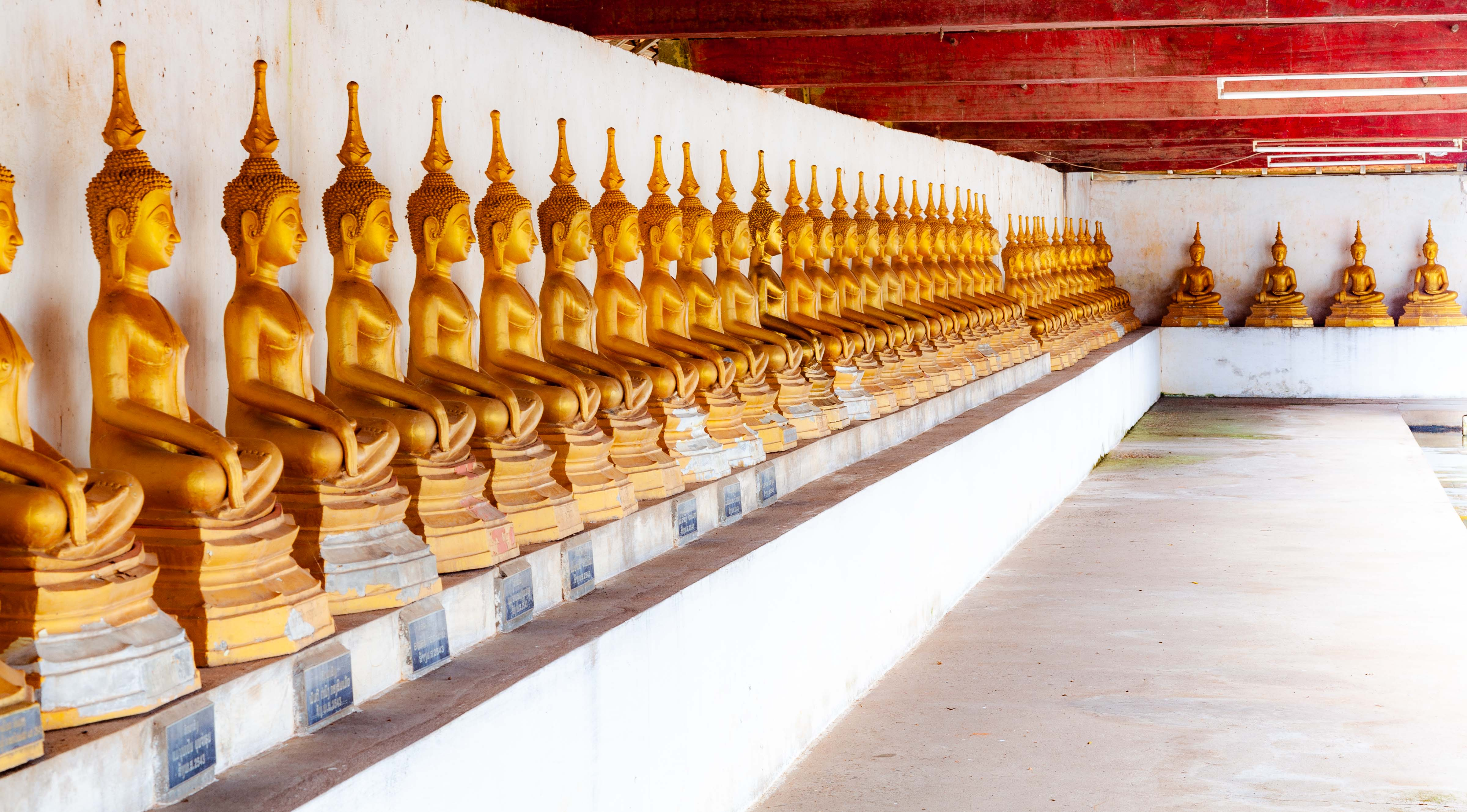 Laos, Savannakhet Prov, Buddhas, 2011, IMG 4184