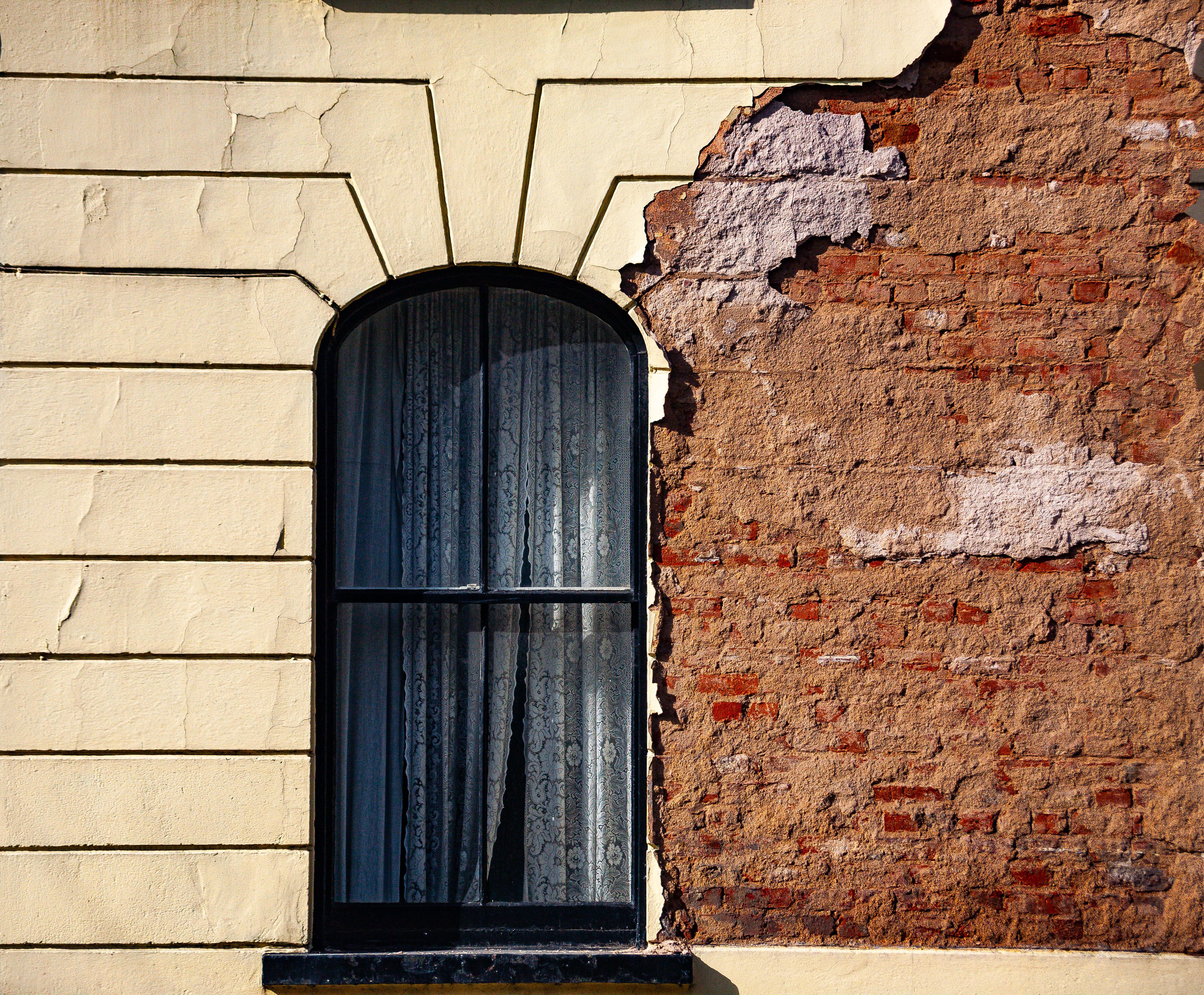 N Ireland, Limavady Prov, Window, 2009, IMG 0202
