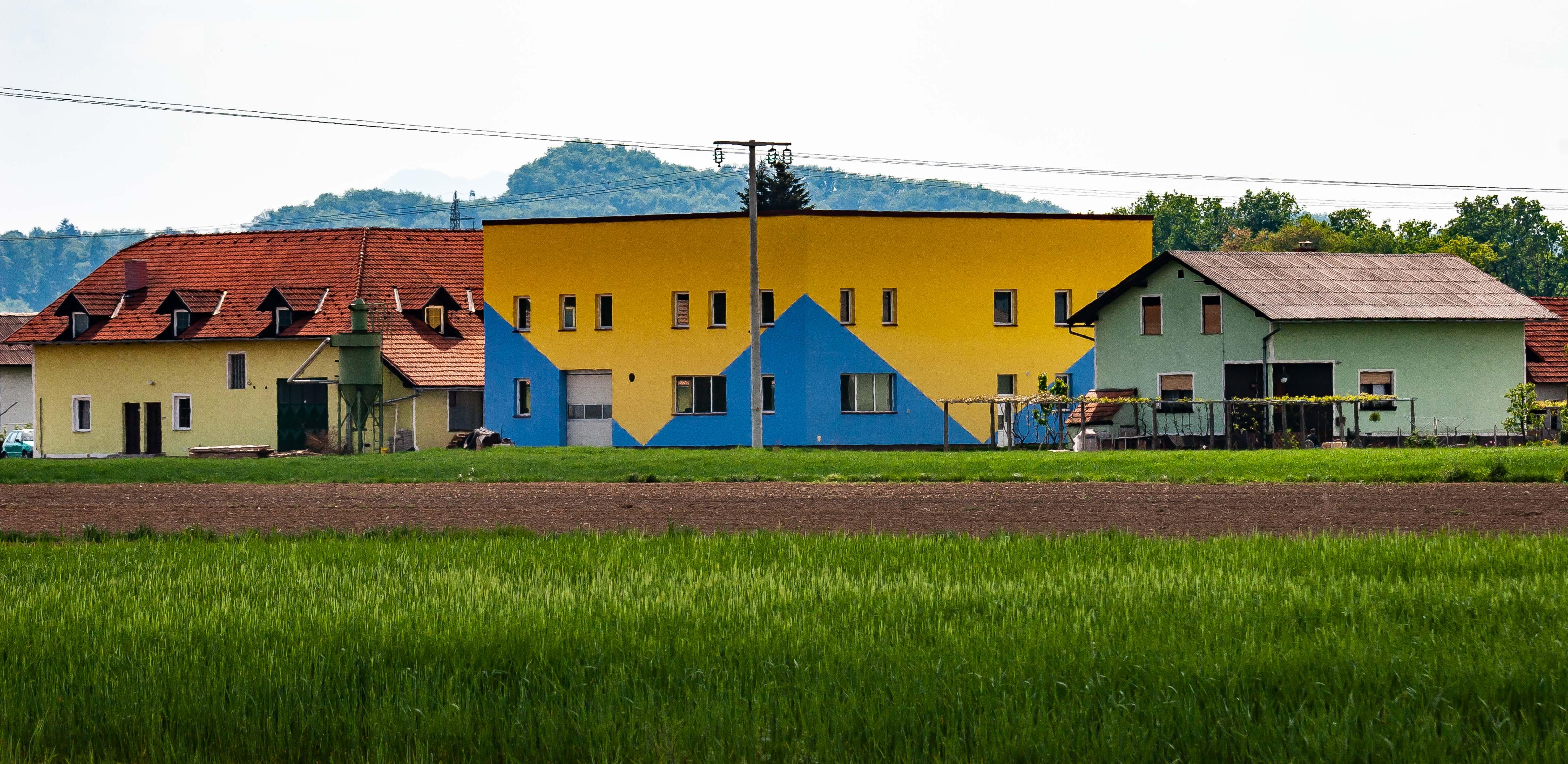 Slovenia, Markovci Prov, Buildings, 2006, IMG 5411