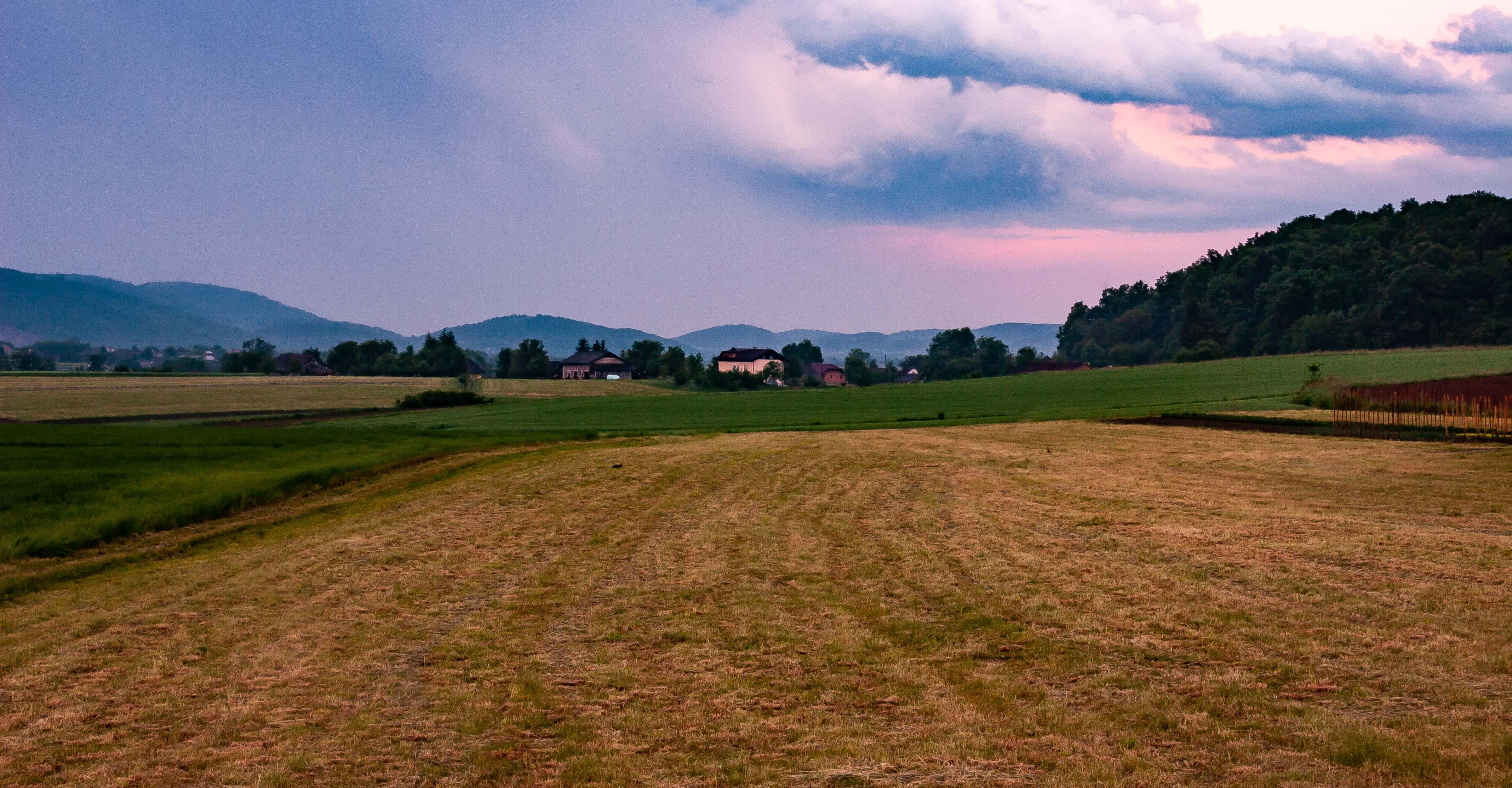Slovenia, Metlika Prov, Landscape, 2006, IMG 7379