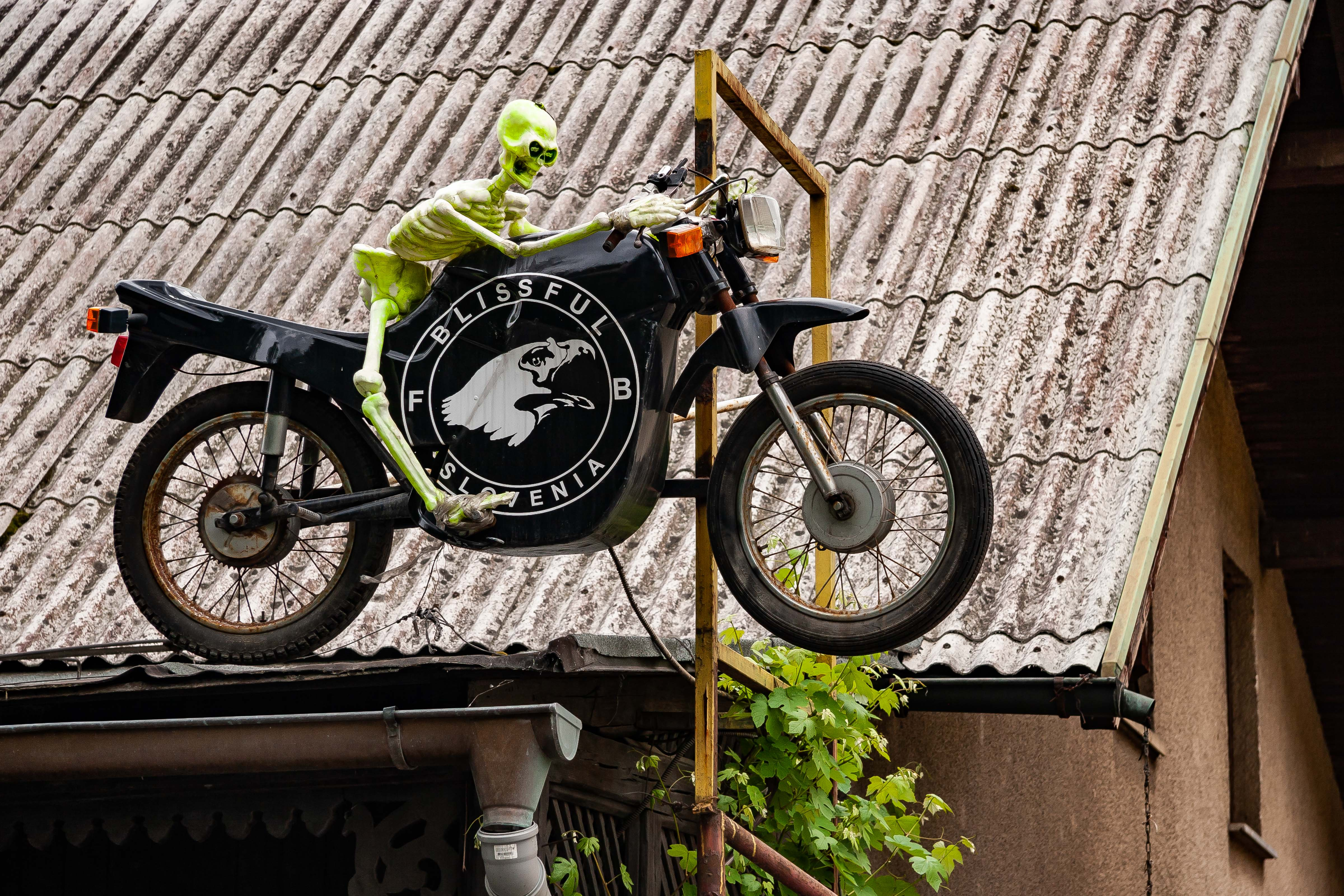 Slovenia, Store Prov, Motorcycle Of Death, 2006, IMG 7842