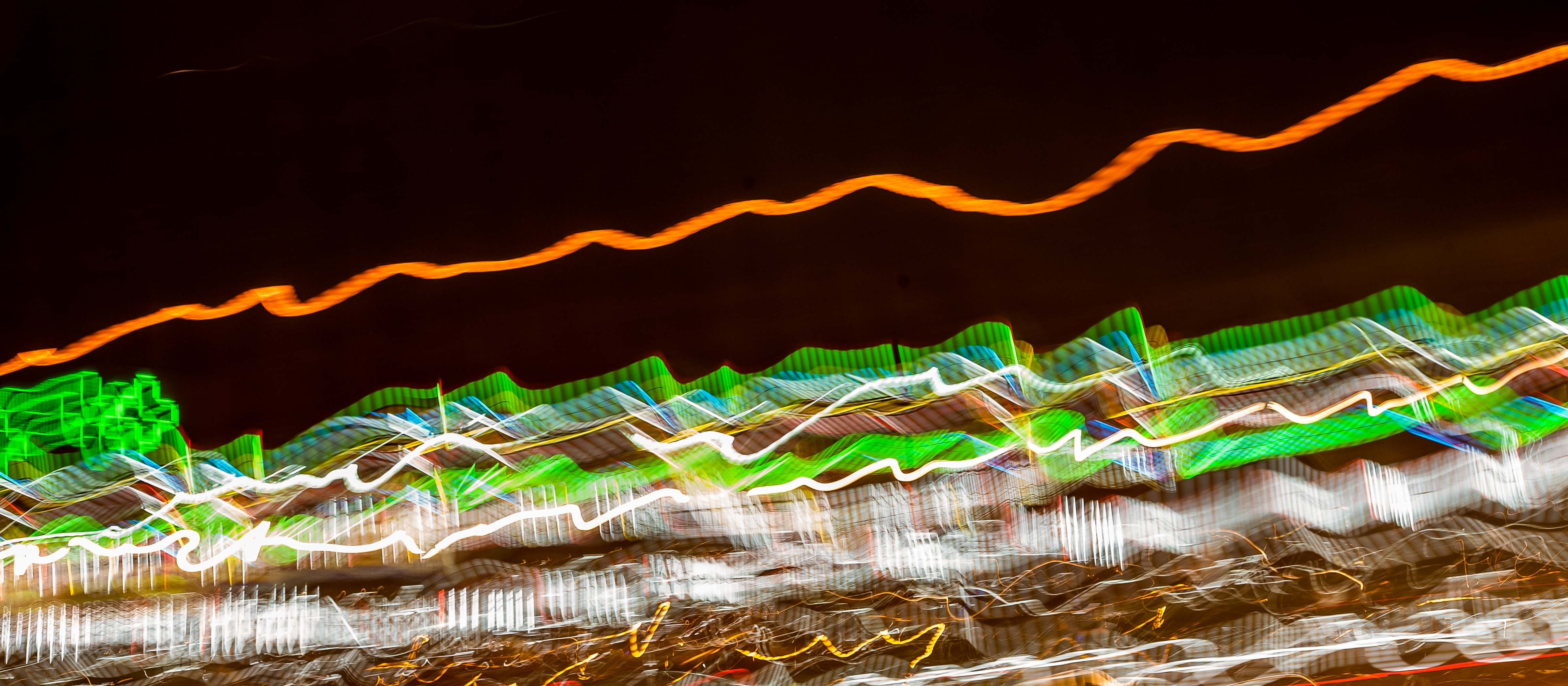 Thailand, Chiang Mai Prov, Light Painting, 2008, IMG 3951