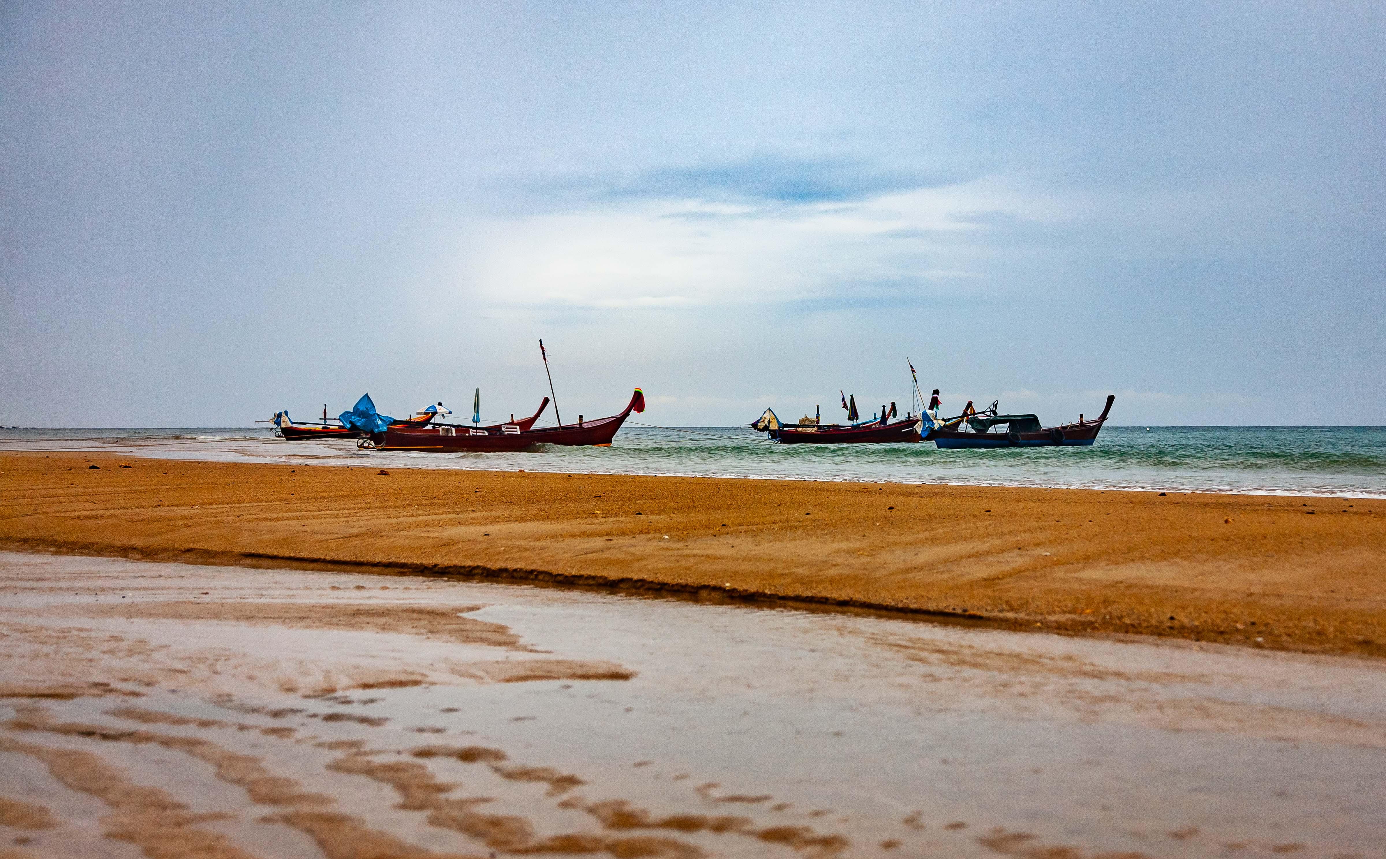 Thailand, Phuket Prov, Boats, 2008, IMG 2463