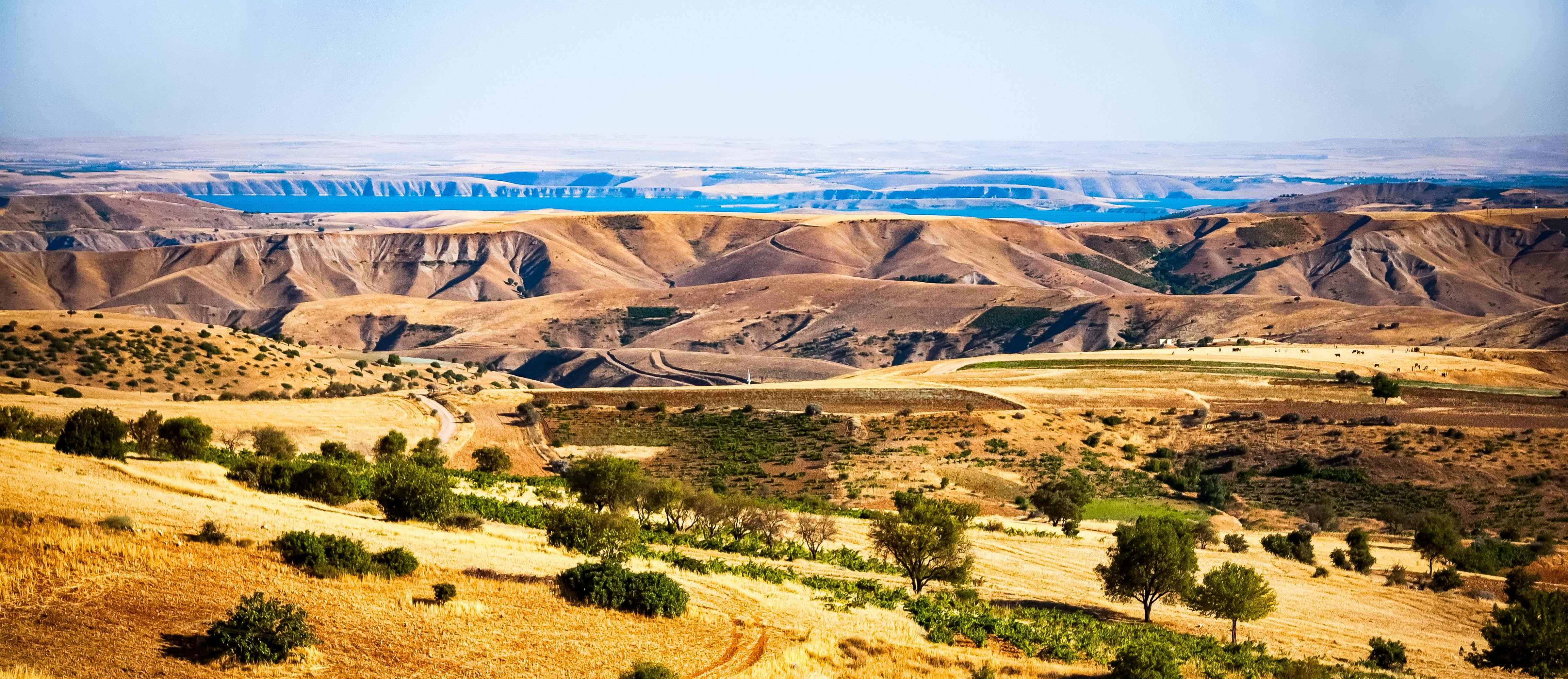 Turkey, Adiyaman Prov, Landscape, 2010, IMG 8896