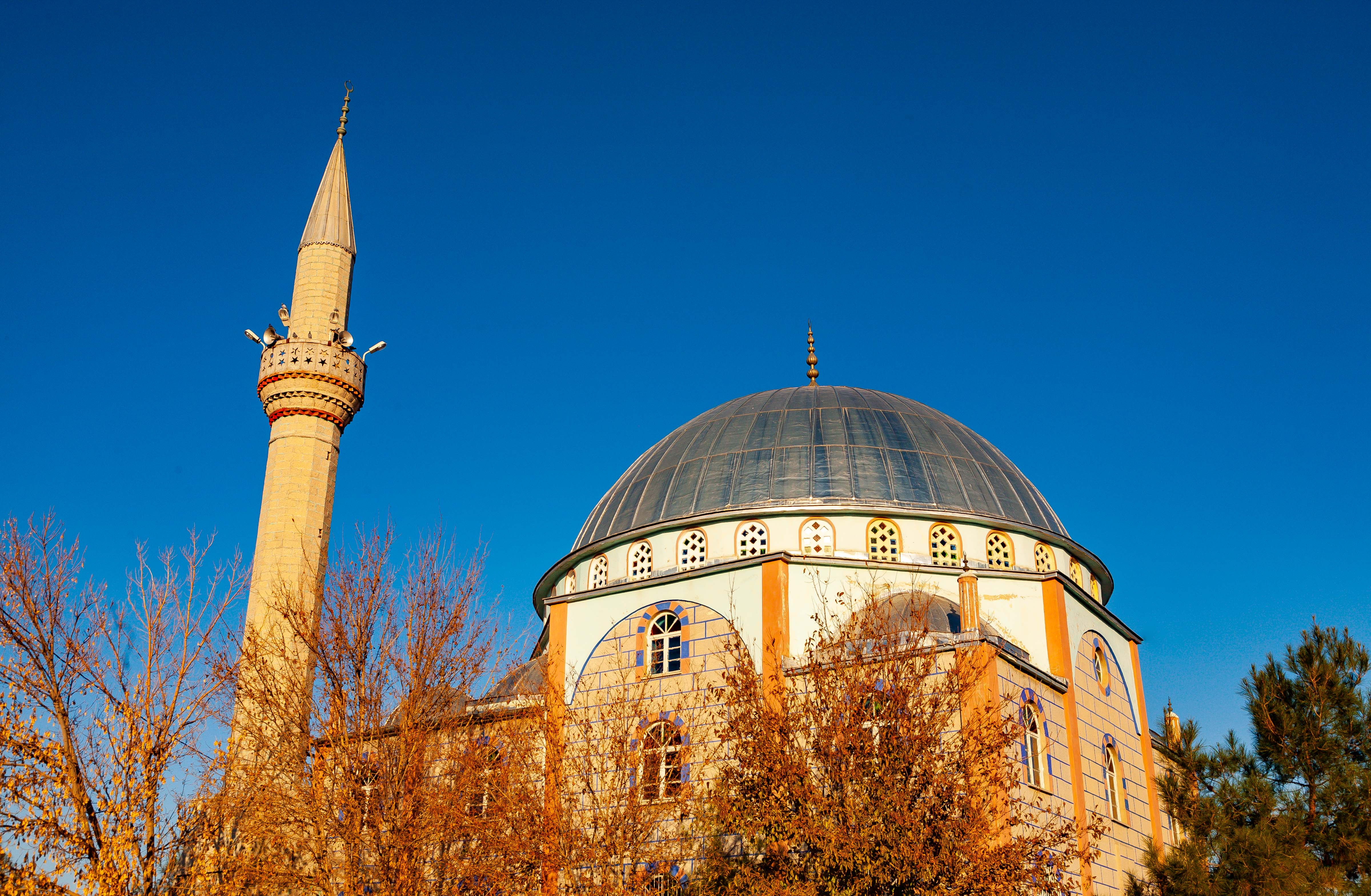 Turkey, Afyon Prov, Mosque, 2009, IMG 0820