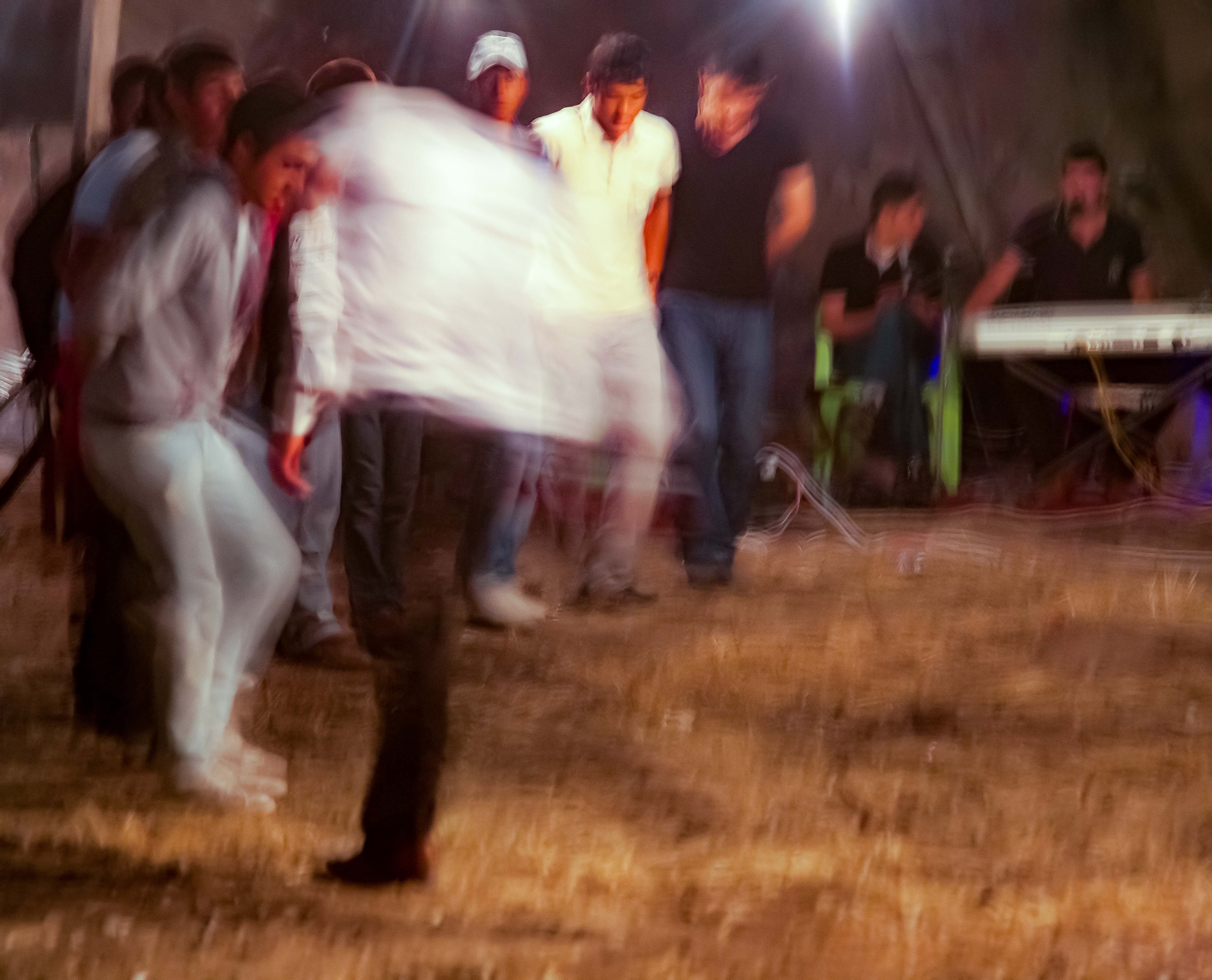 Turkey, Agri Prov, Dancing Men, 2010, IMG 8399
