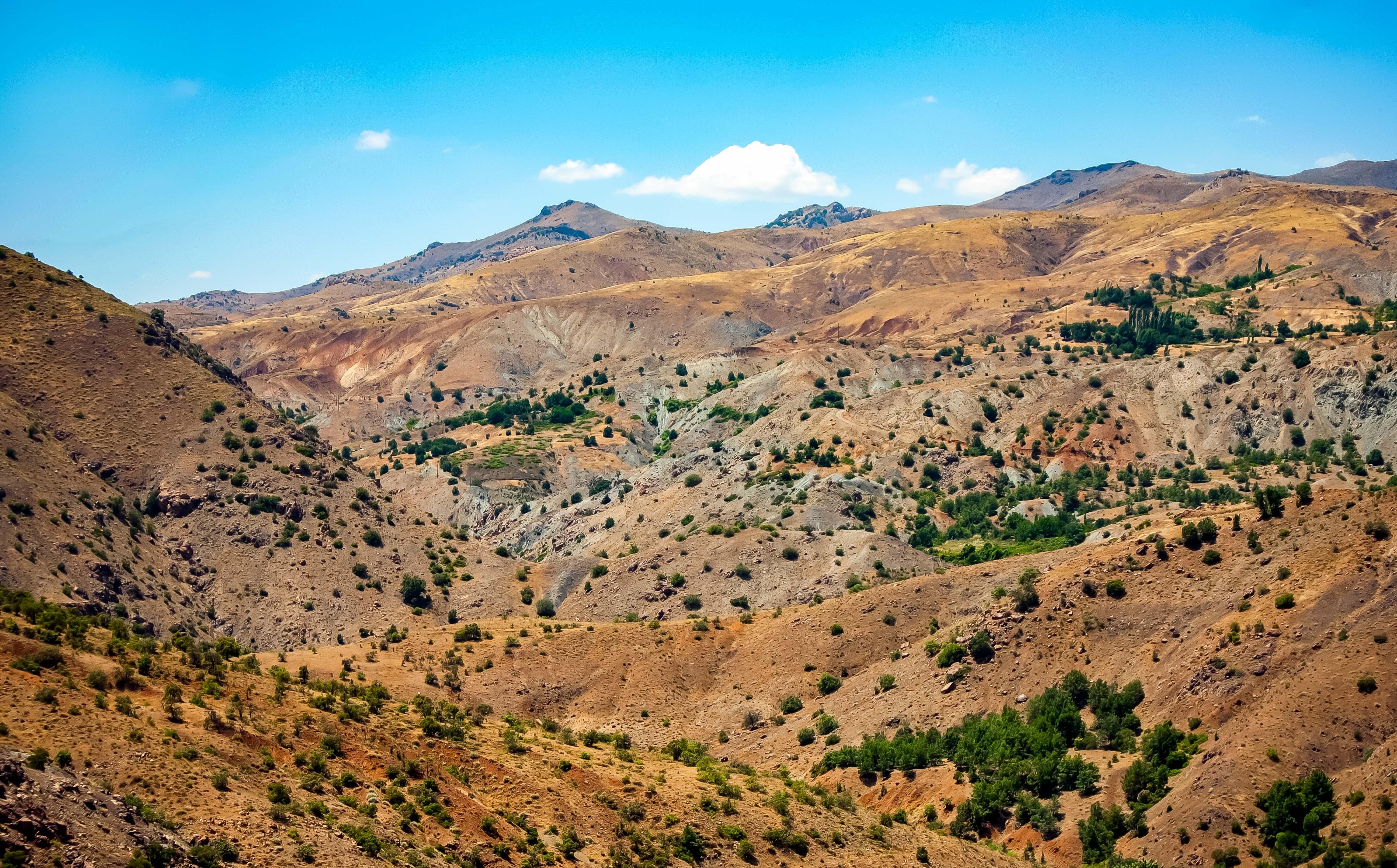 Turkey, Elazig Prov, Landscape, 2010, IMG 8746