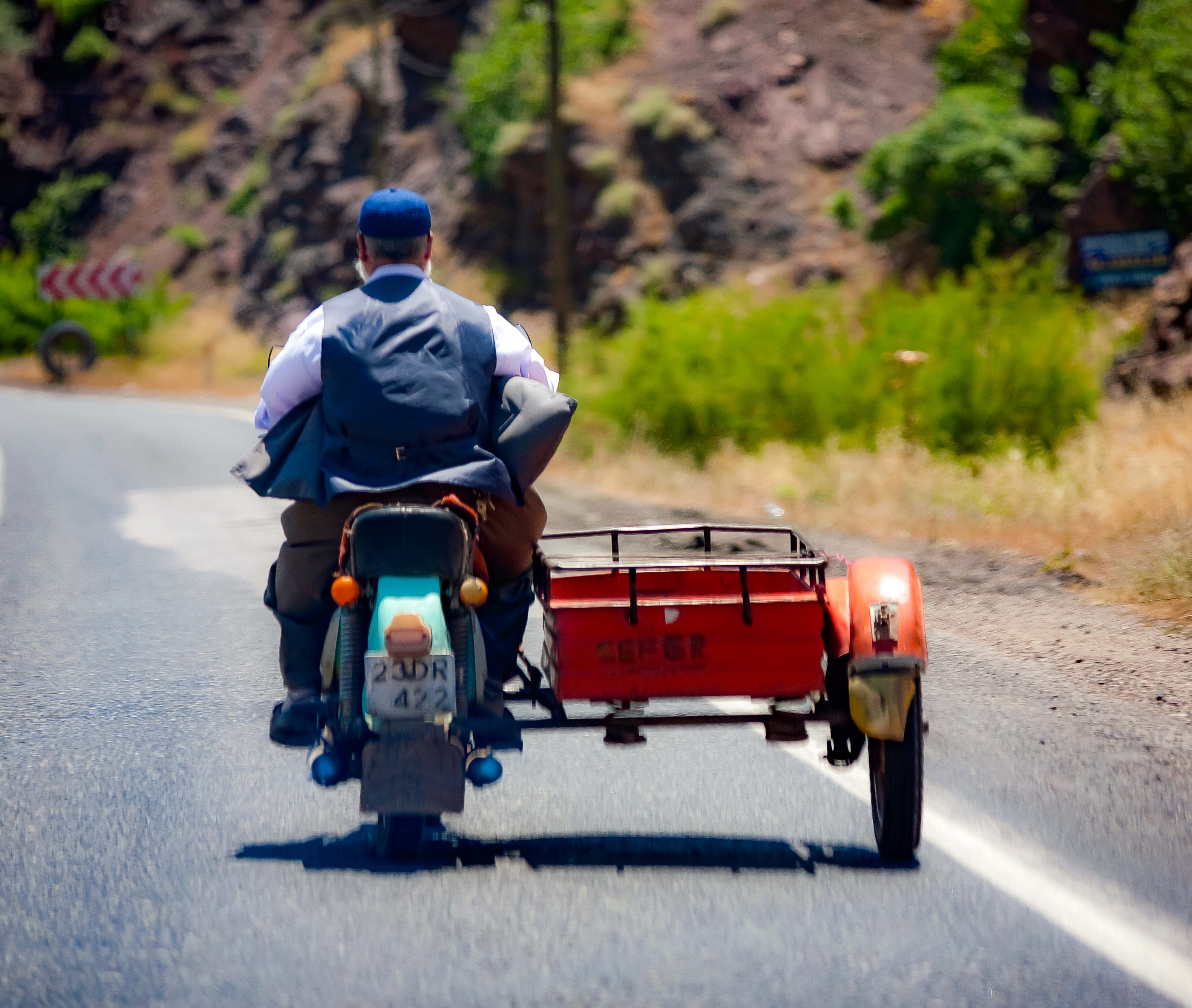 Turkey, Elazig Prov, Motorcycle, 2010, IMG 8734