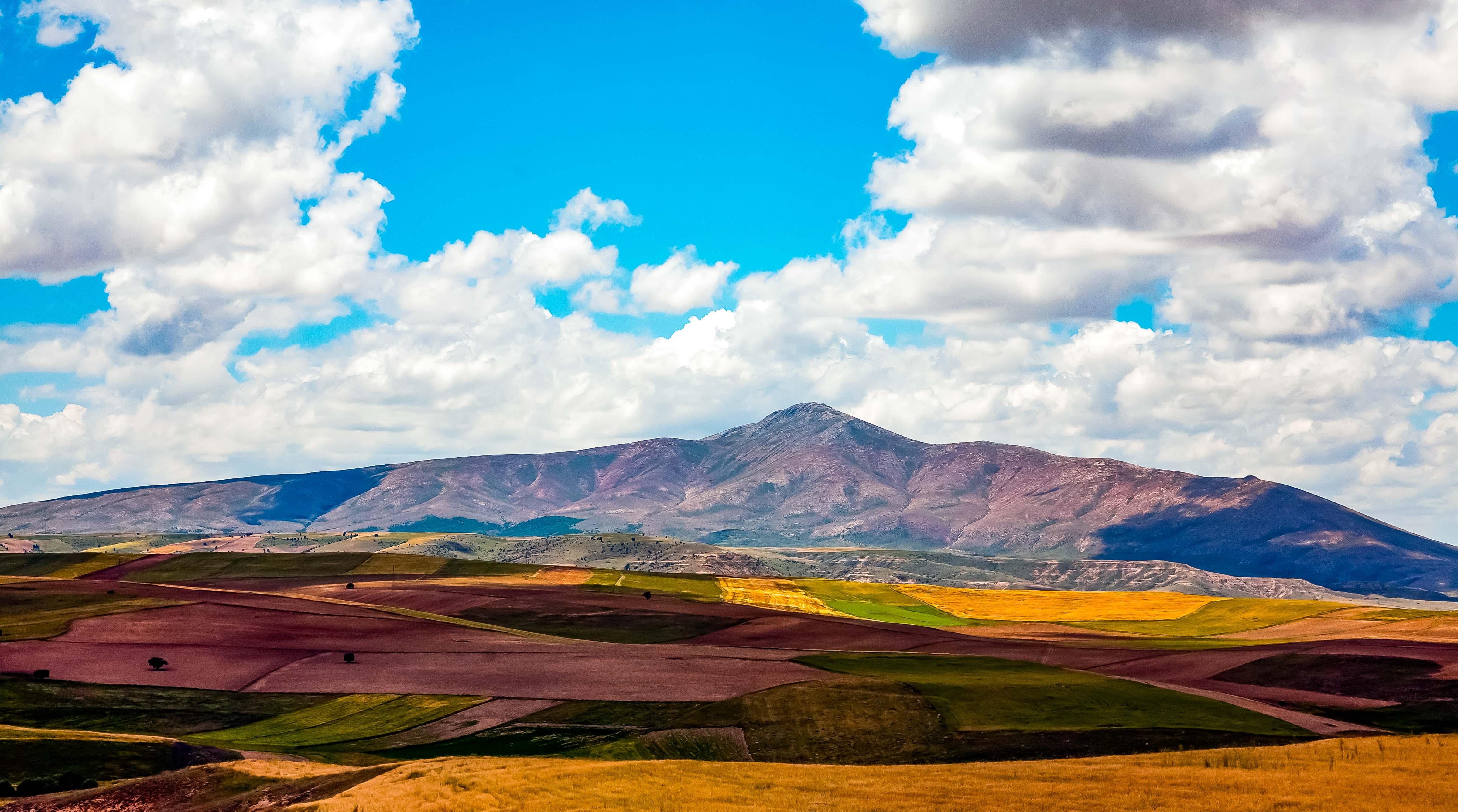 Turkey, Kayseri Prov, Landscape, 2010, IMG 9132