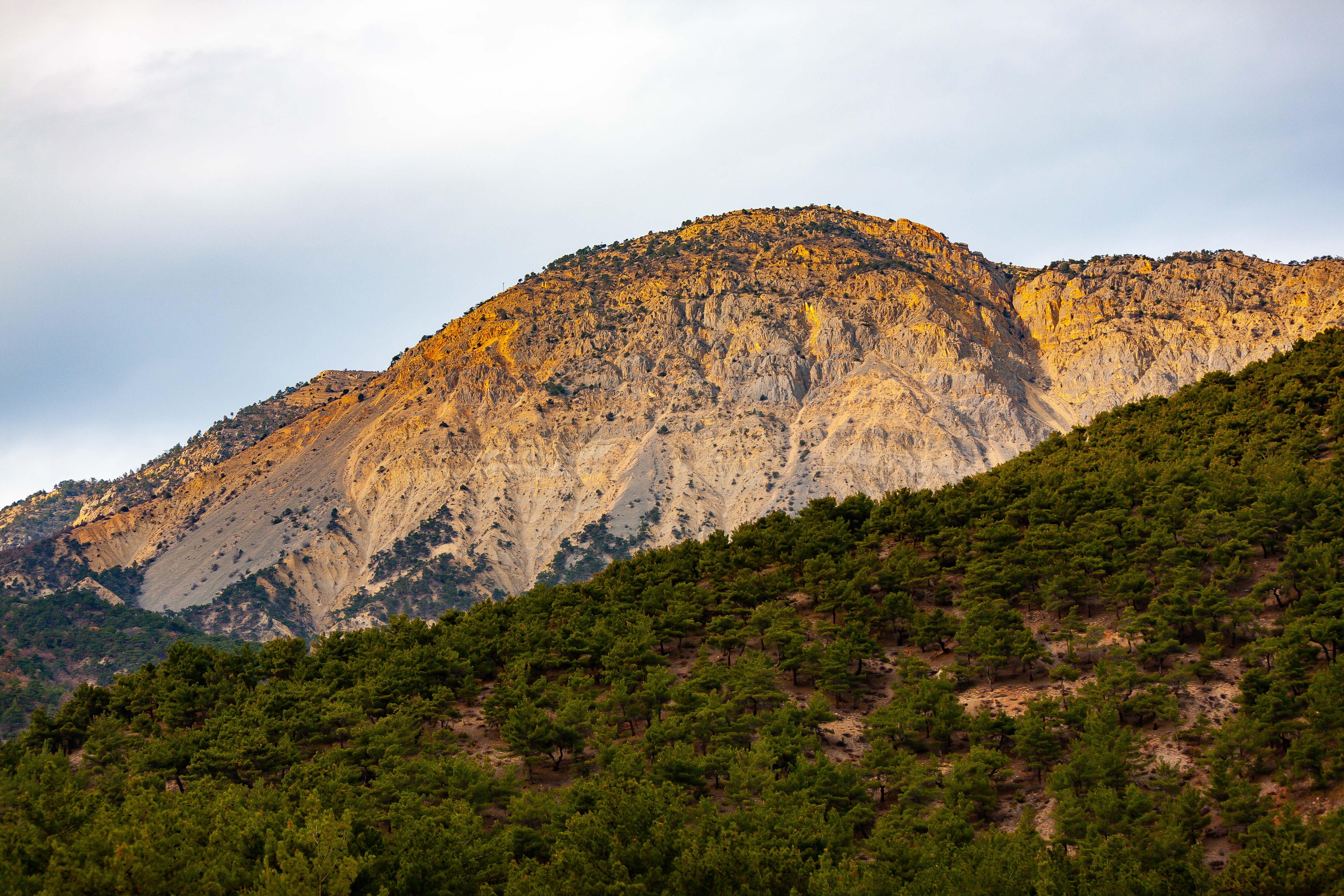 Turkey, Tokat Prov, Mountain, 2009, IMG 2578