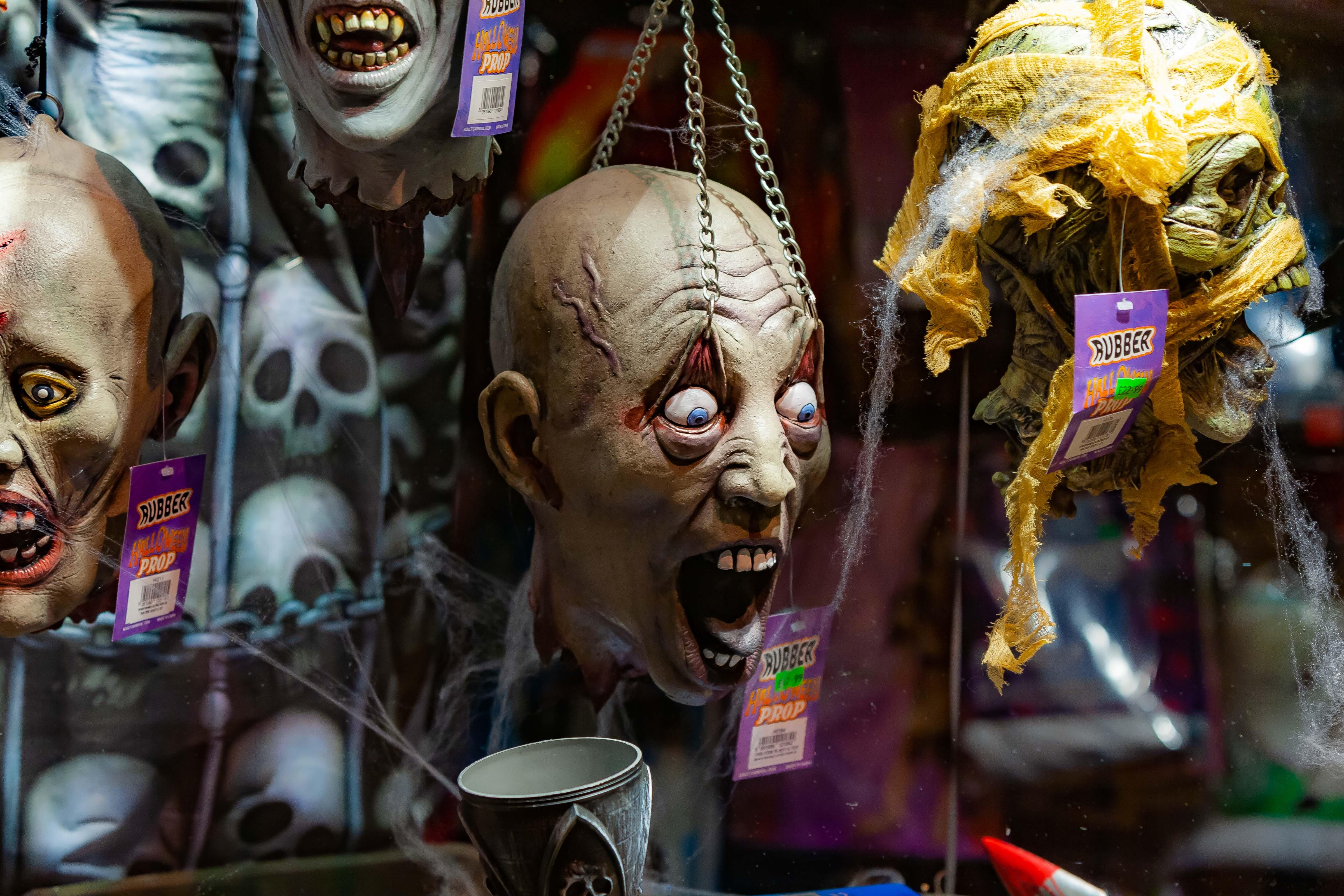 UK, Flintshire Prov, Ghoul Shop, 2009, IMG 6239