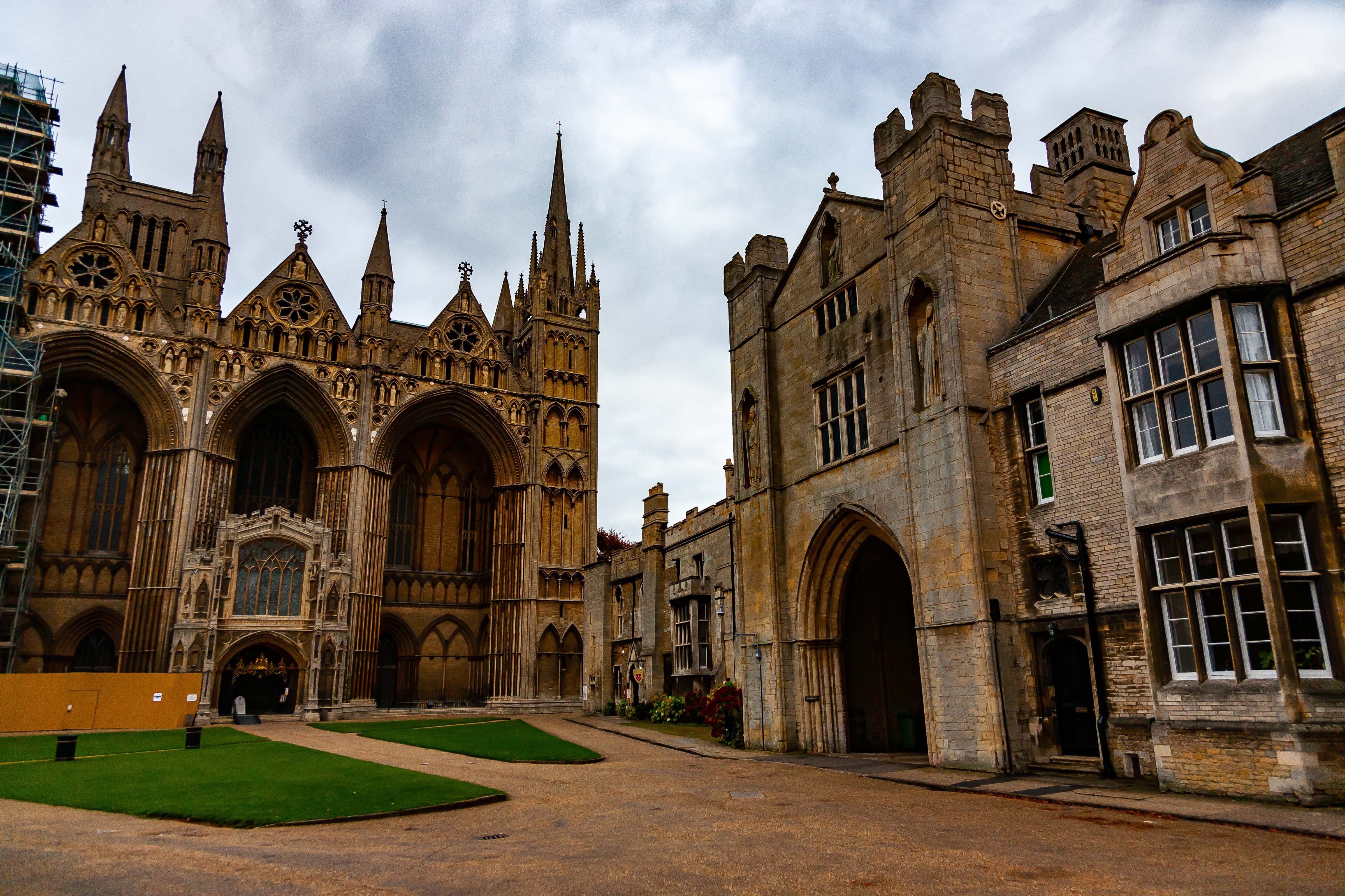 UK, Peterborough Prov, Cathedral Grounds, 2009, IMG 7468