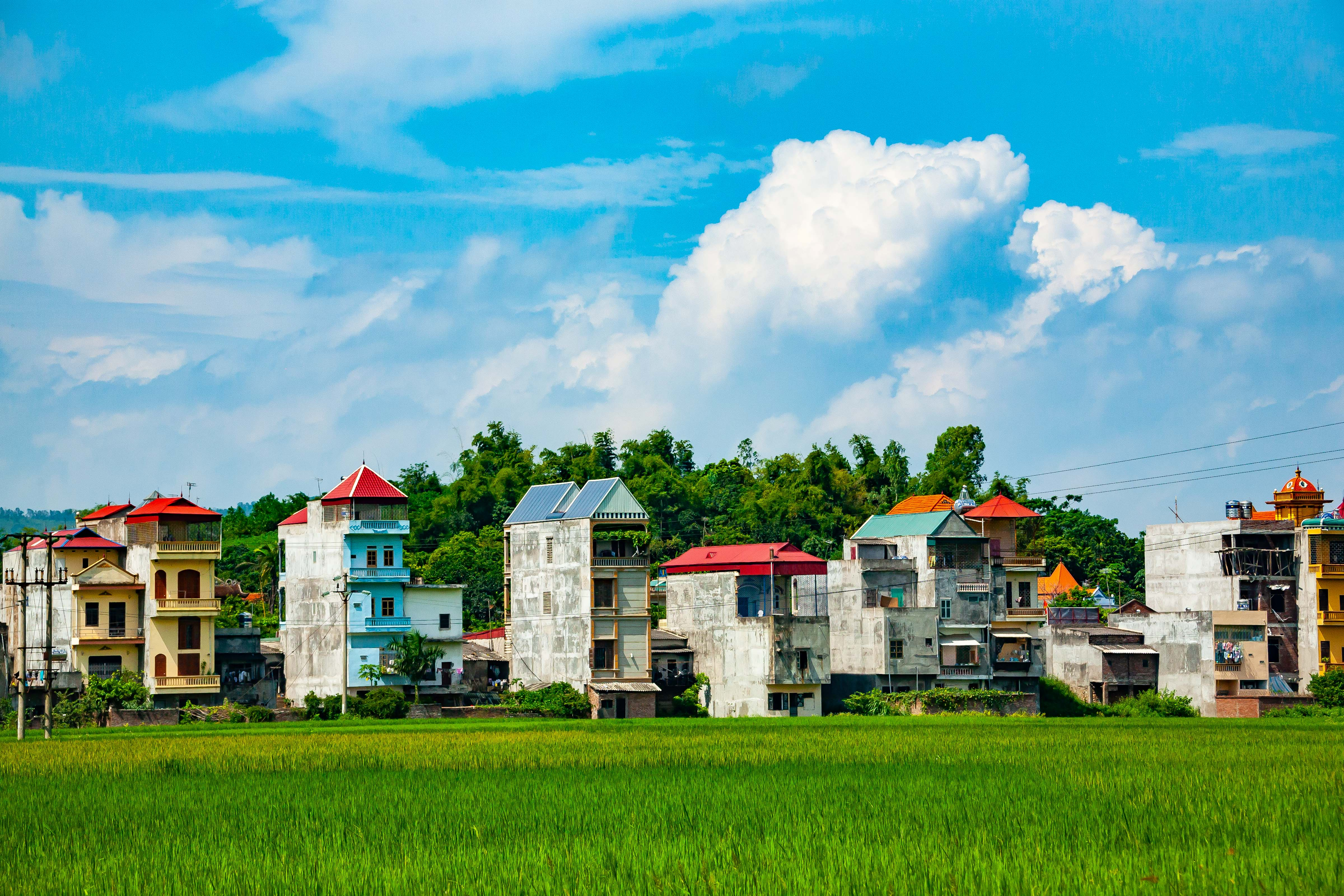 Vietnam, Ha Tay Prov, Typical Dwelling Design, 2008, IMG 7445