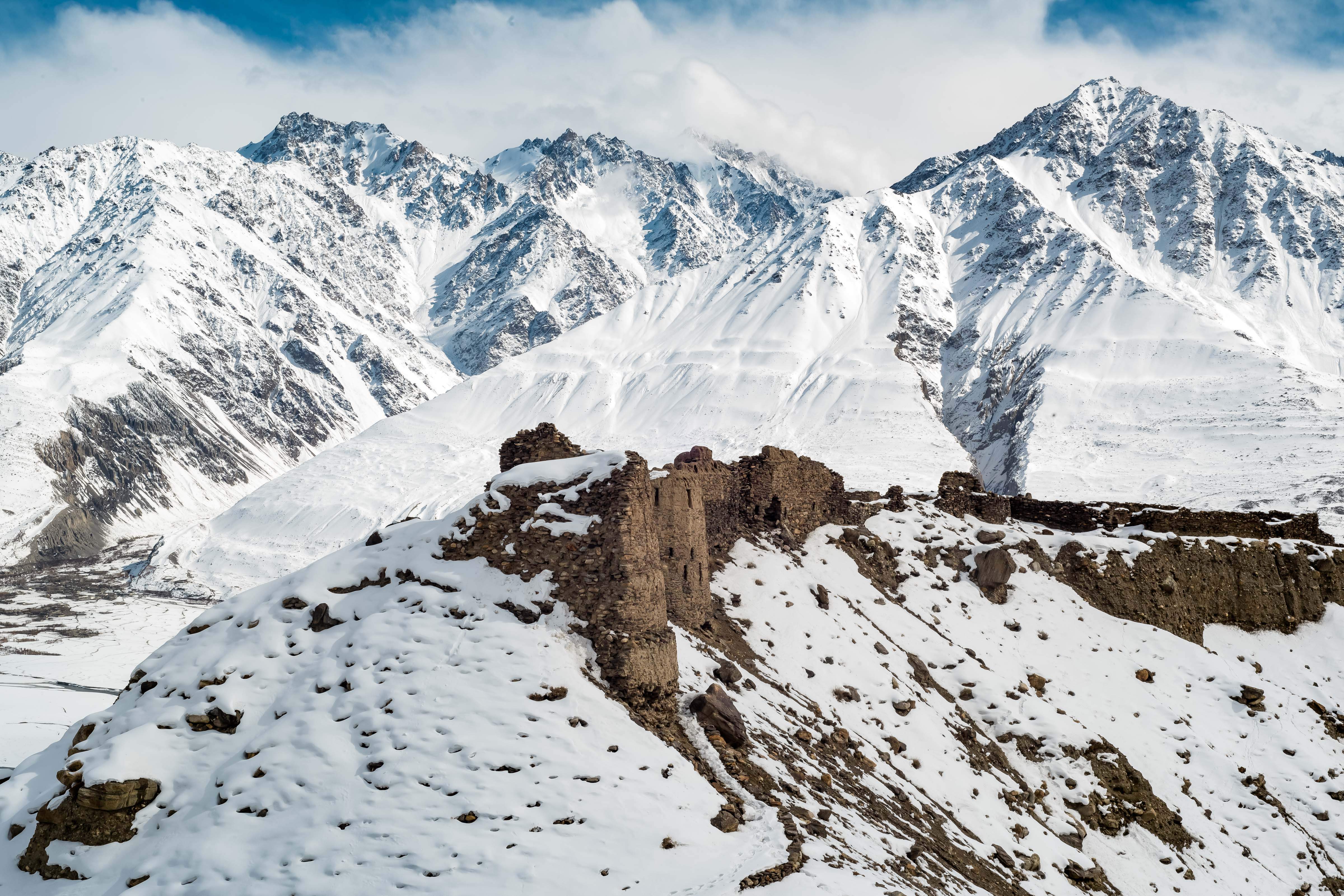 Yamchun Silk Road Fortress