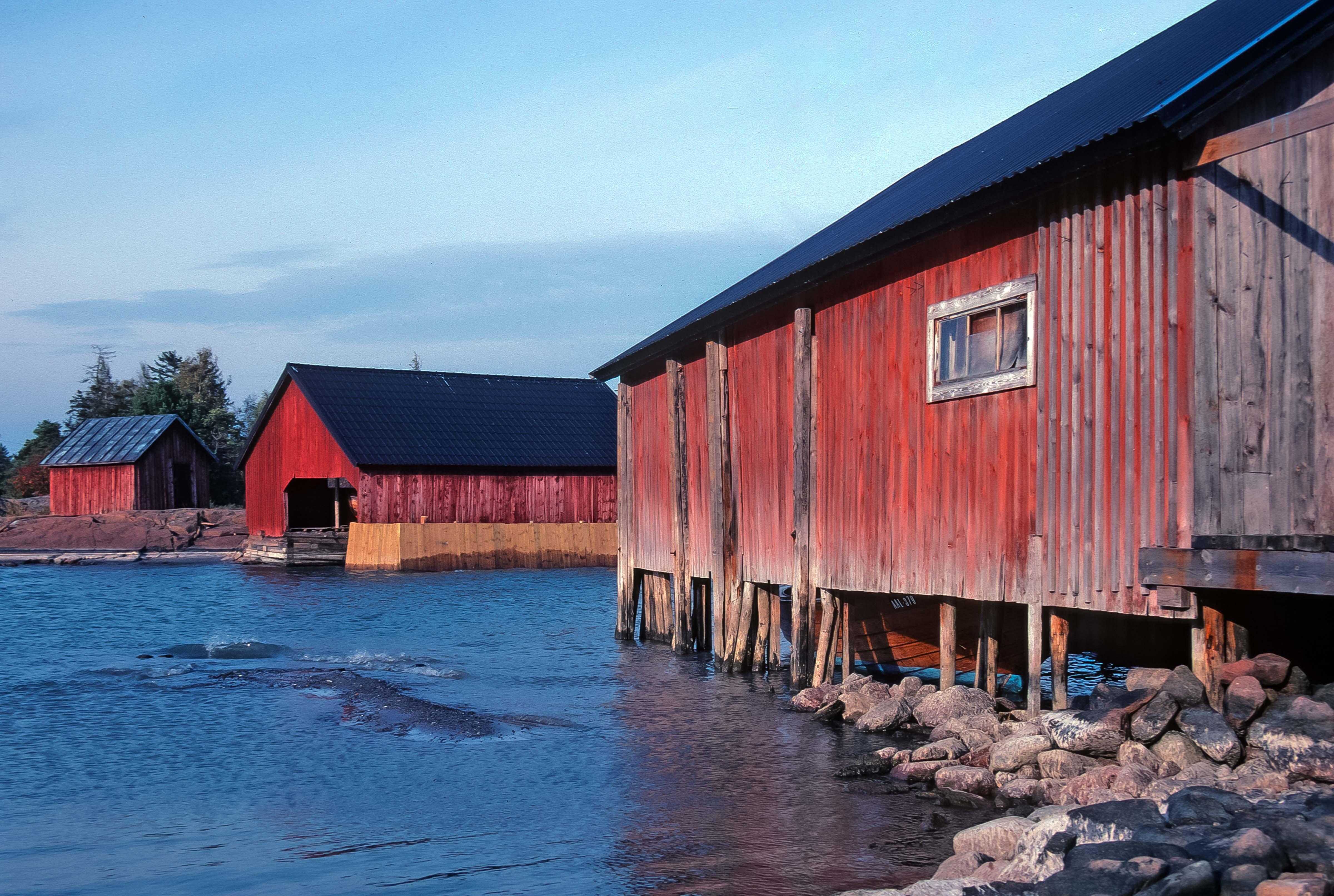 Aland lslands, Houses, 2000