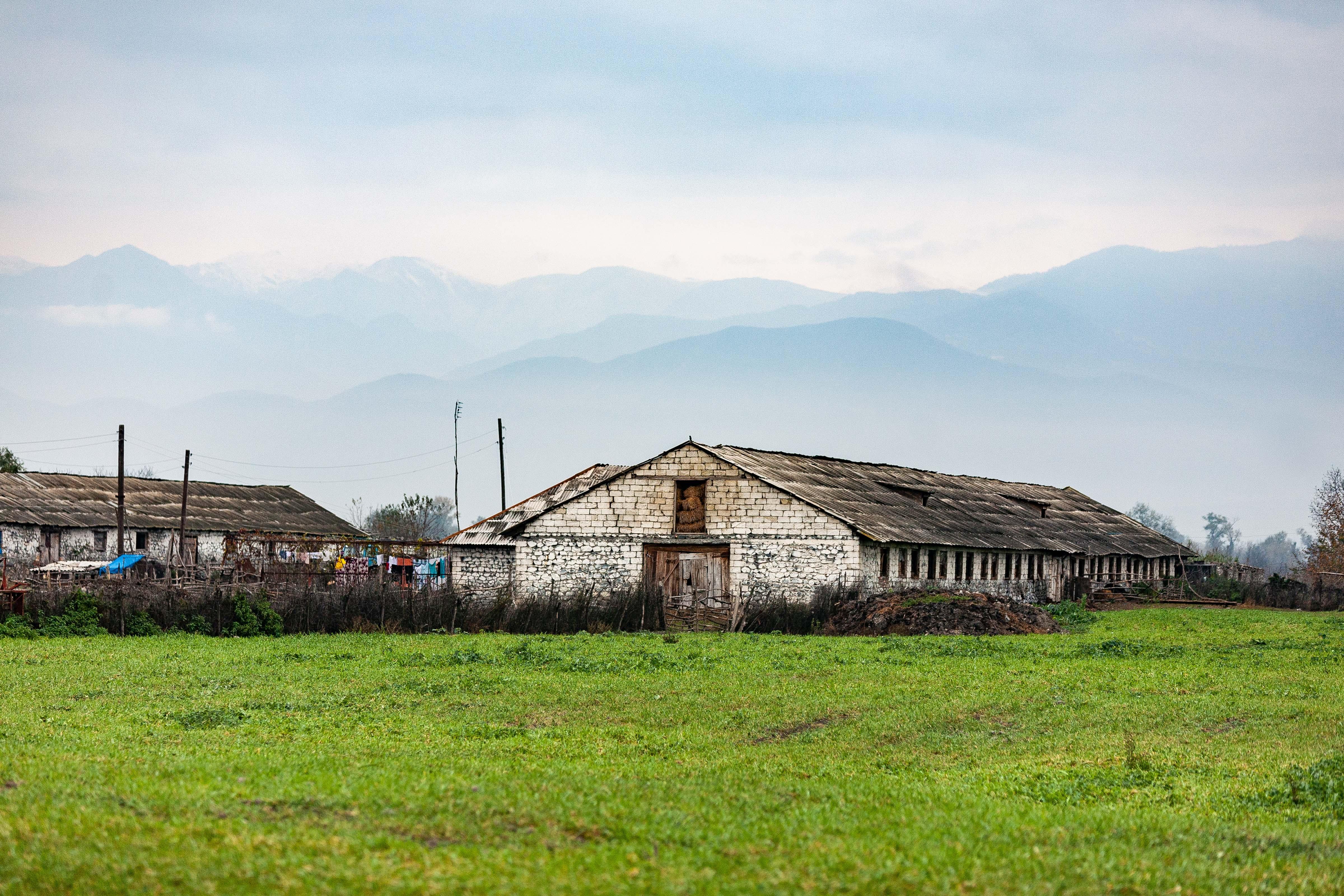 Azerbaijan, Qax Prov, Hay House, 2009, IMG 8312