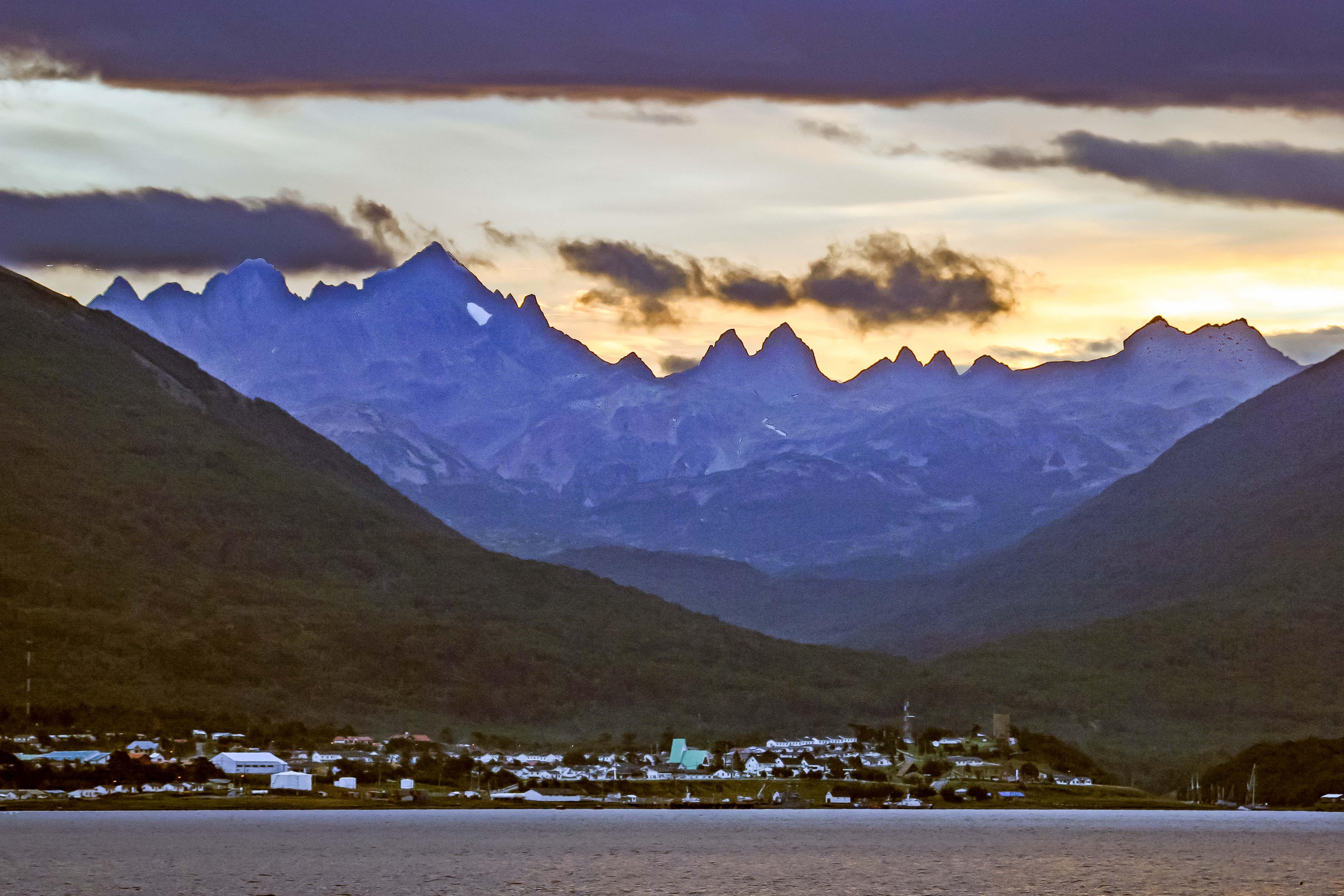 Chile, Puerto Williams, 2006