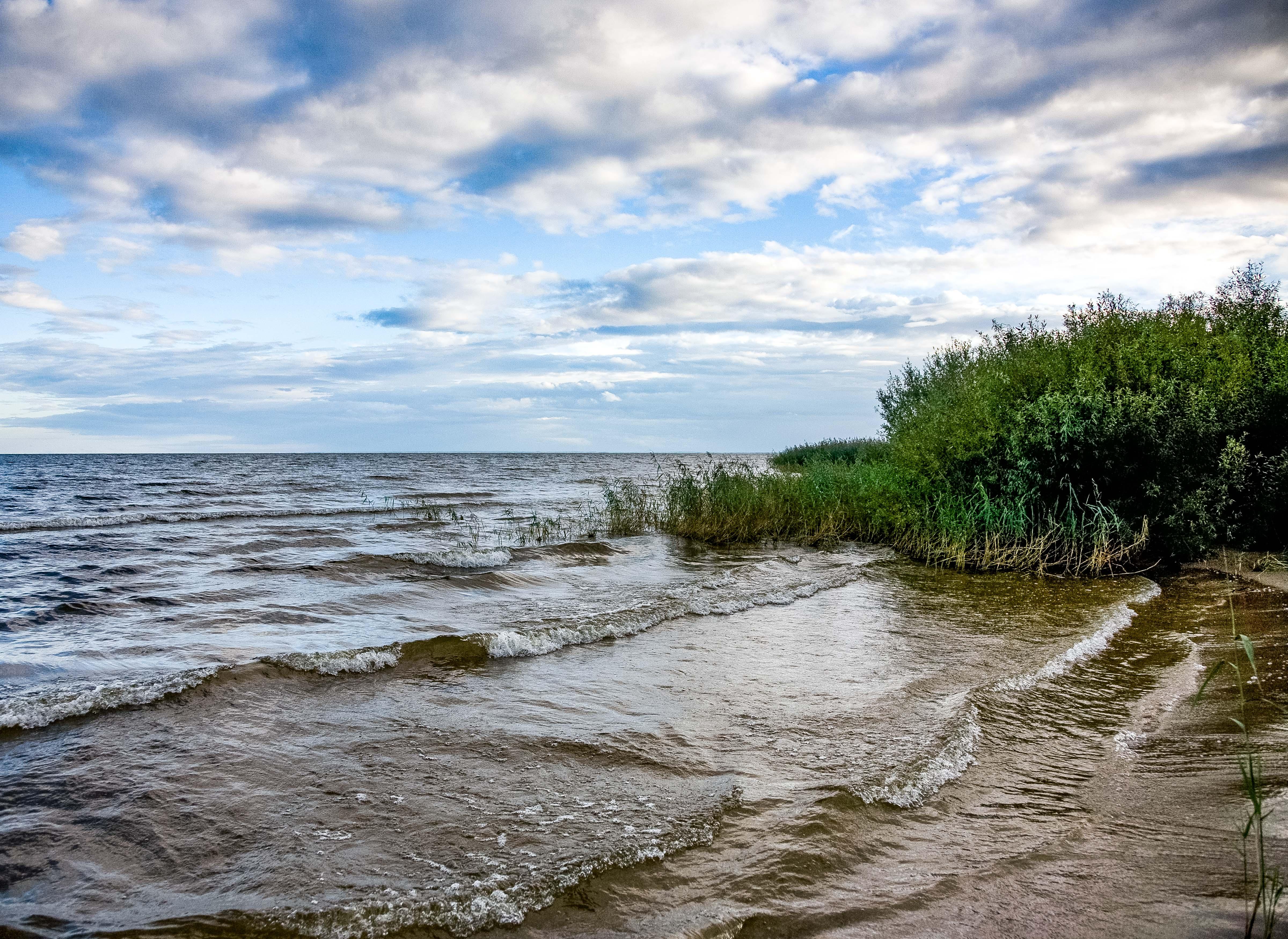 Estonia, Ida-Virumaa Prov, Lake, 2010, IMG_0789