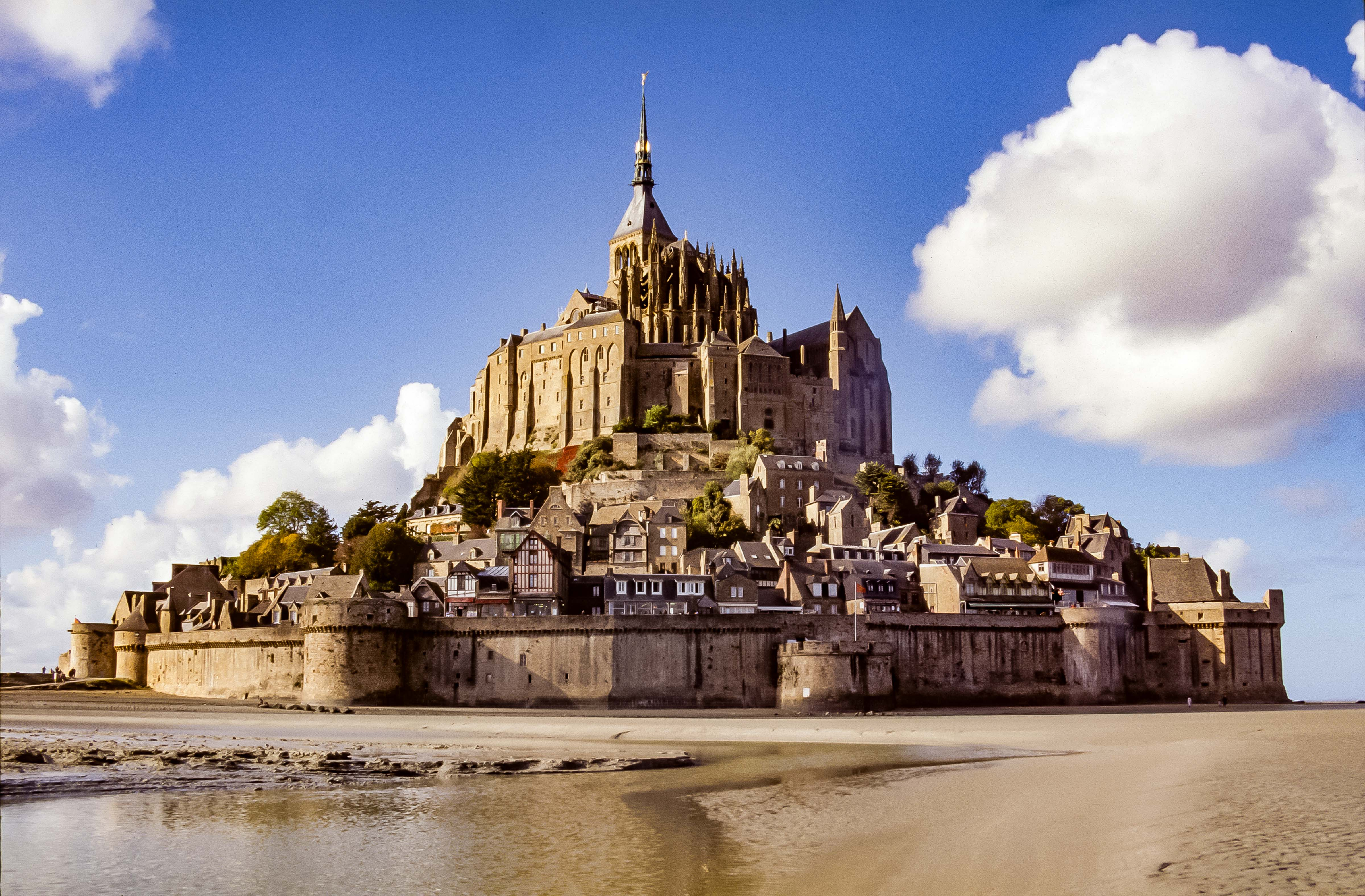 France, Mont St. Michel, 2003