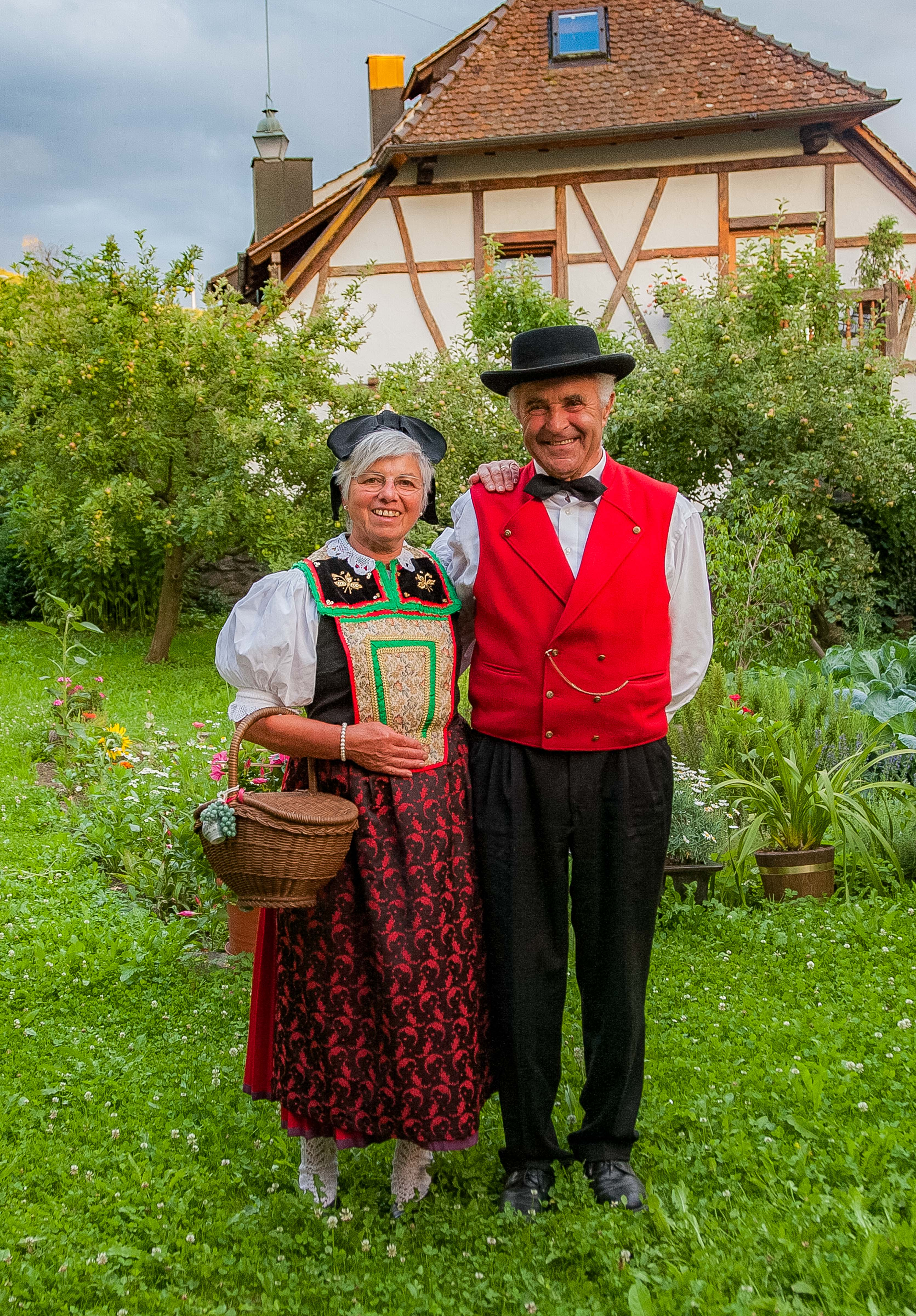 Germany, Baden-Wurtenburg Province, Traditional Clothes, 2008, IMG_6087