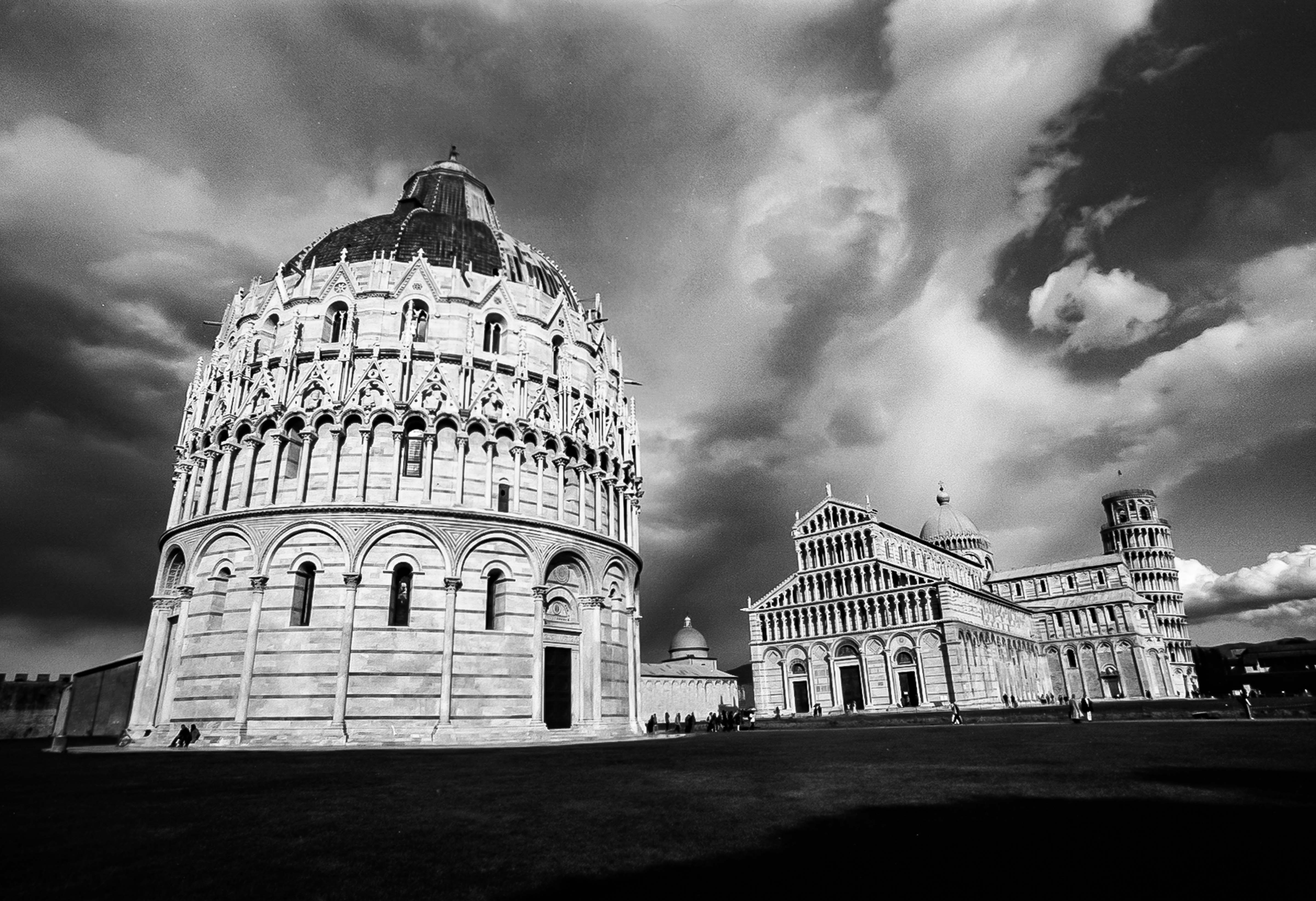 Italy, Pisa, a Different View, 2003