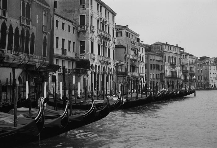 Italy, Venice, 1990