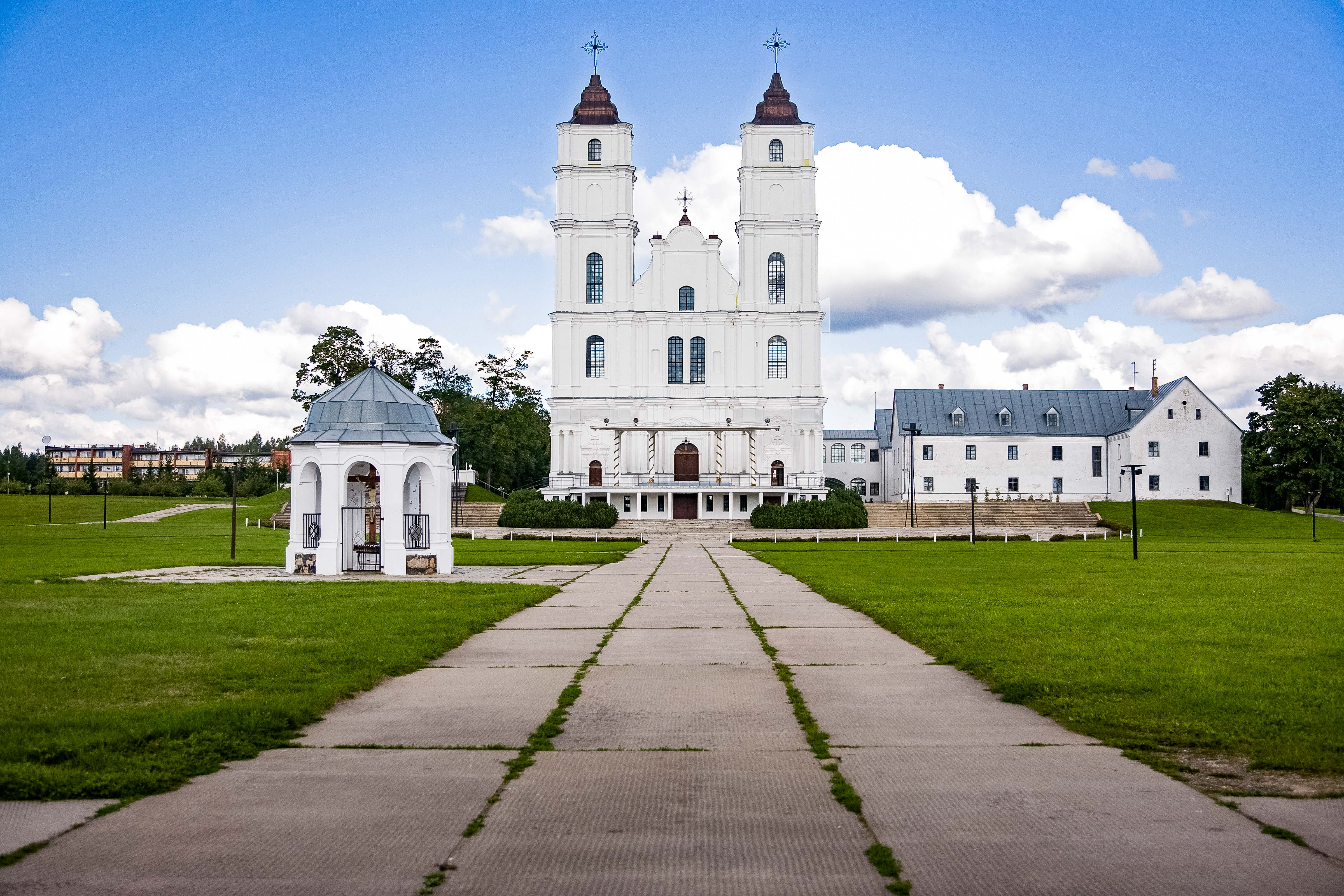 Latvia, Preilu Prov, Church, 2010, IMG_3301