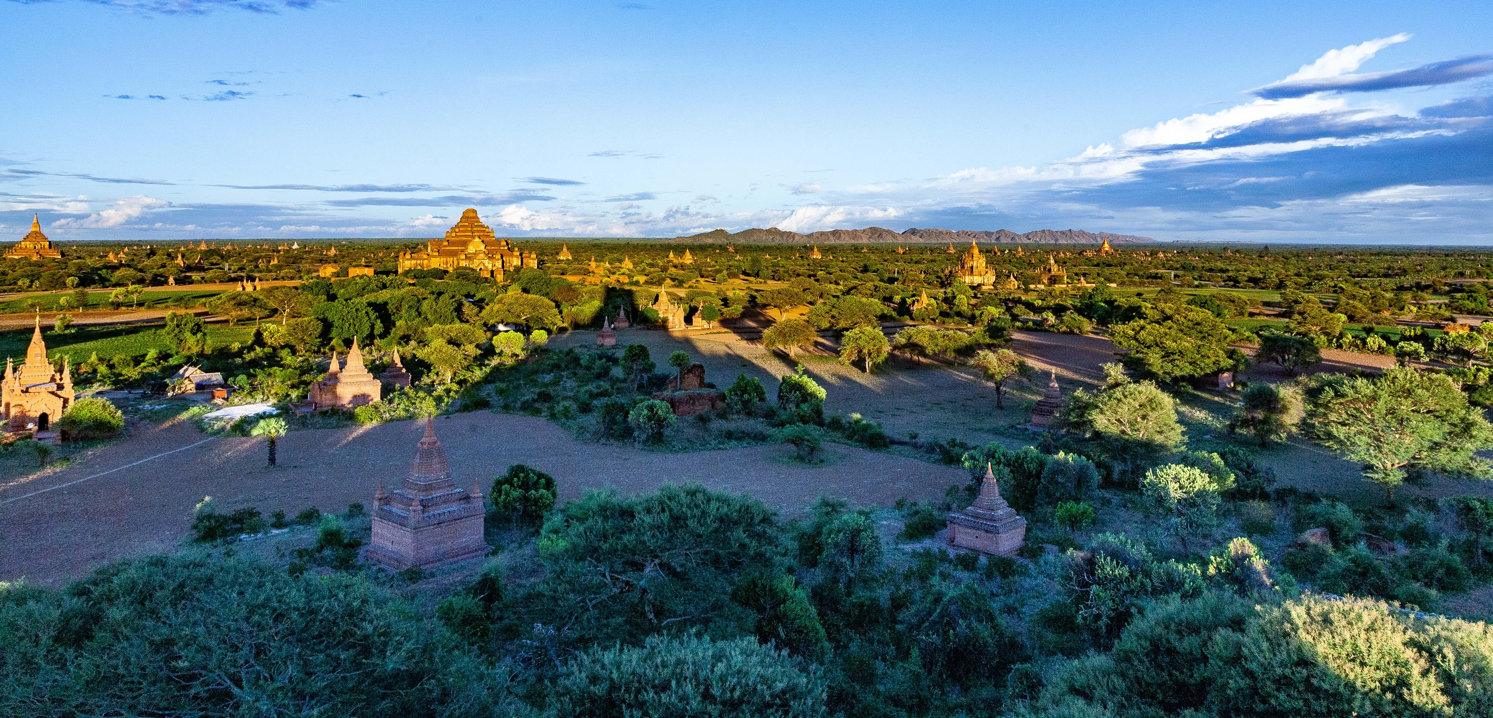 Myanmar, Mandalay Prov, Bagan Temples, 2009, IMG 5044