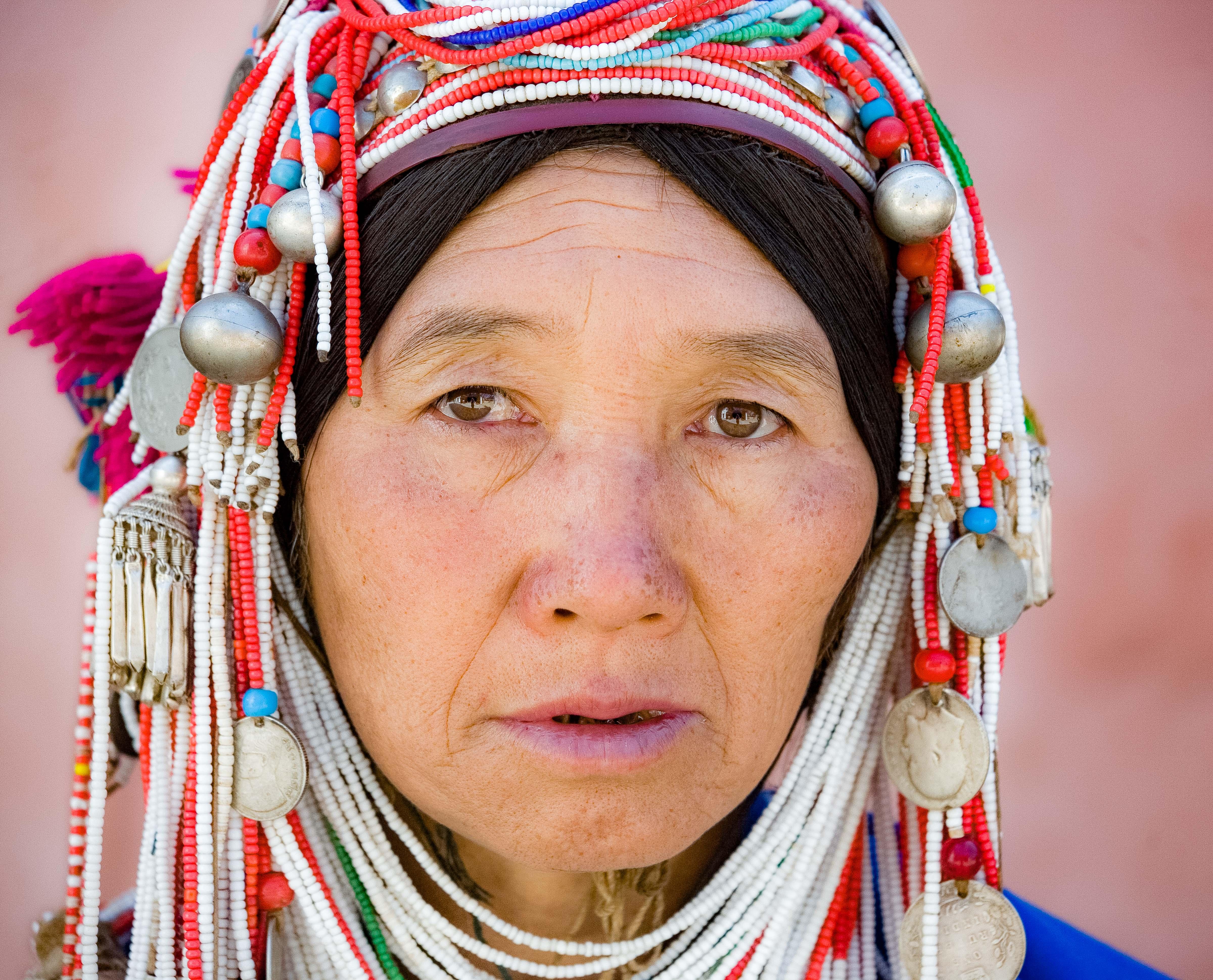 Myanmar, Shan Prov, Akha Woman, 2008, IMG 7325