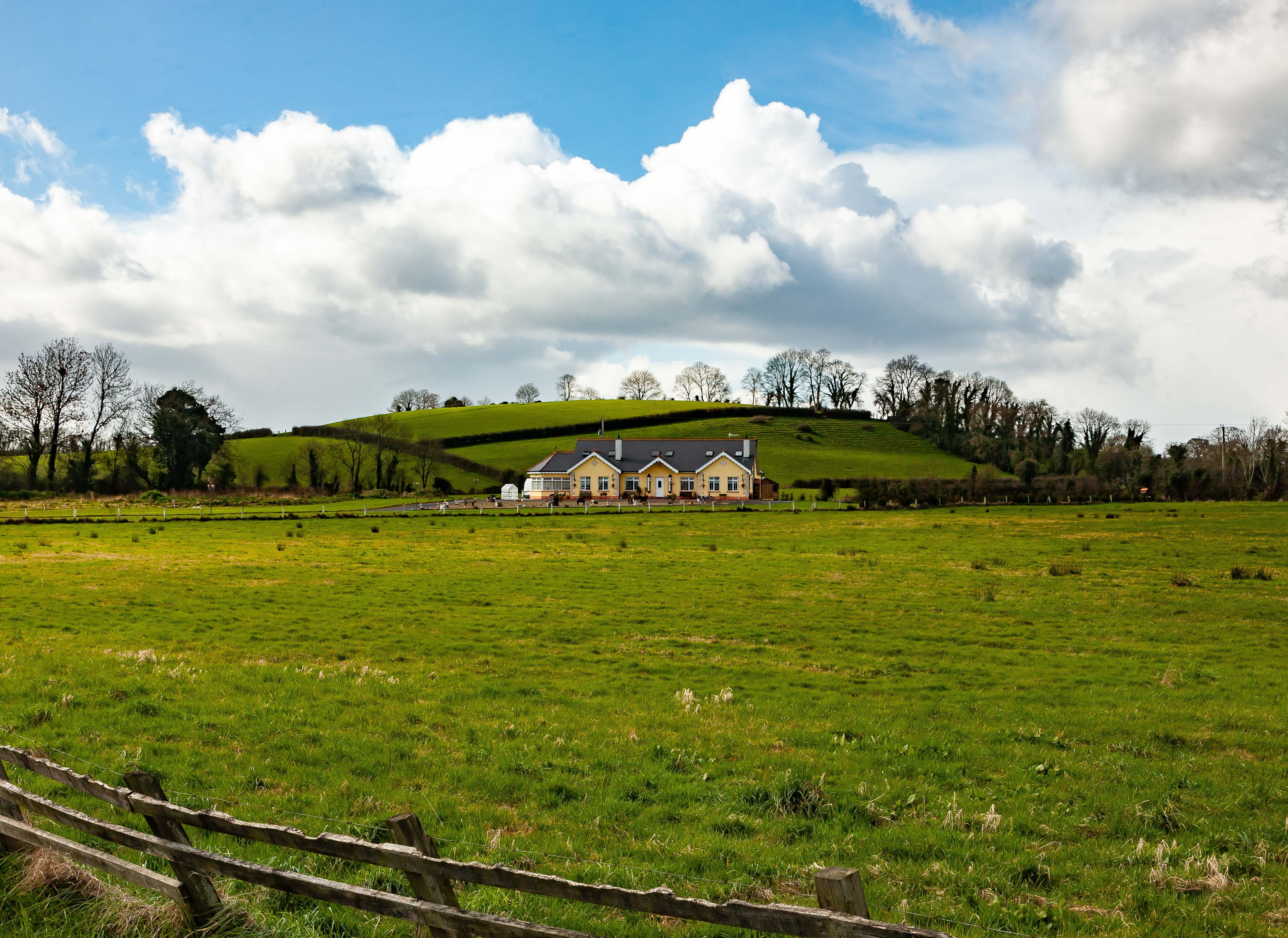 N Ireland, Fermanagh Prov, Country Home, 2009, IMG 0247