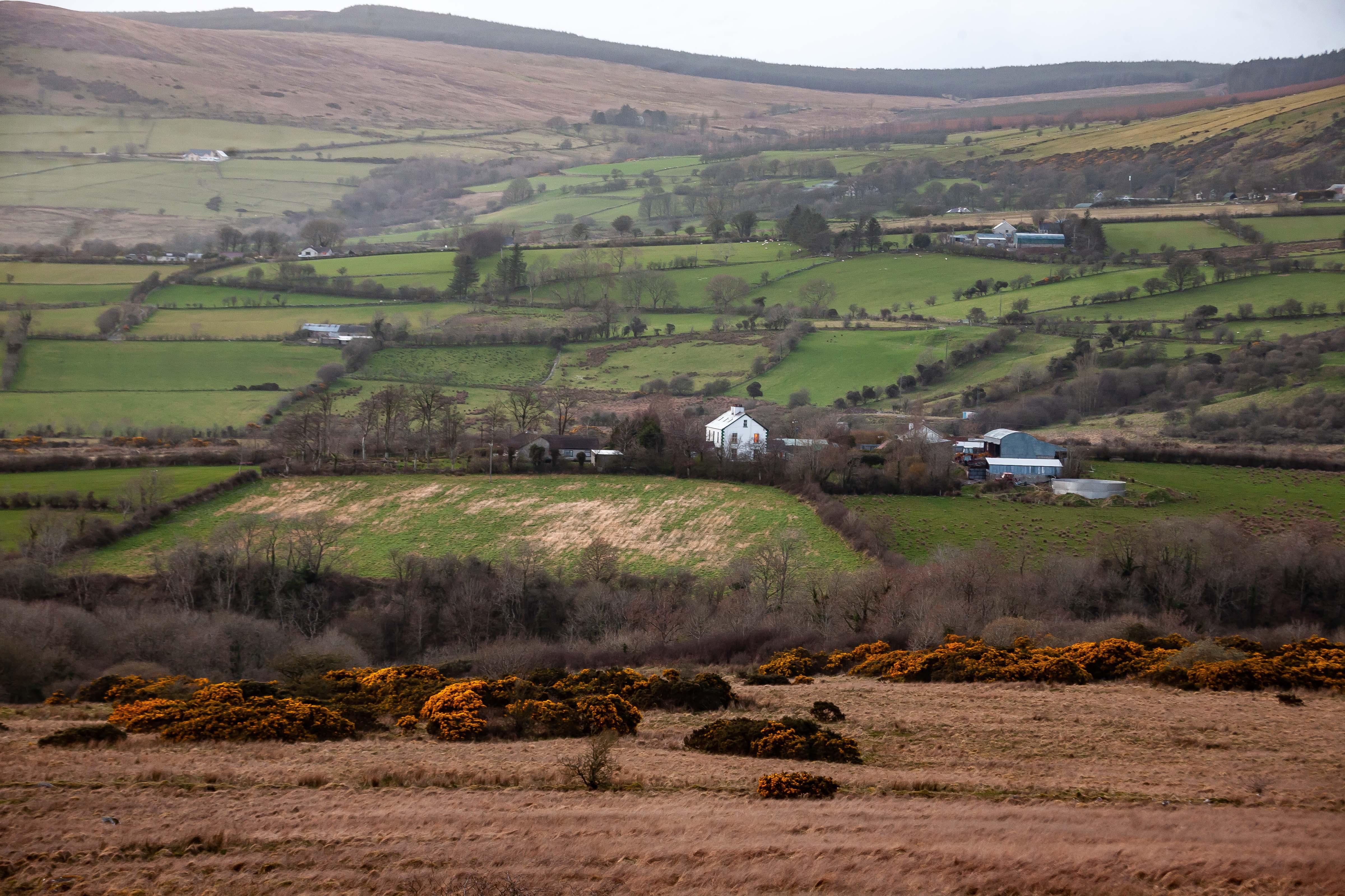 N Ireland, Limavady Prov, Country Farm, 2009, 0170