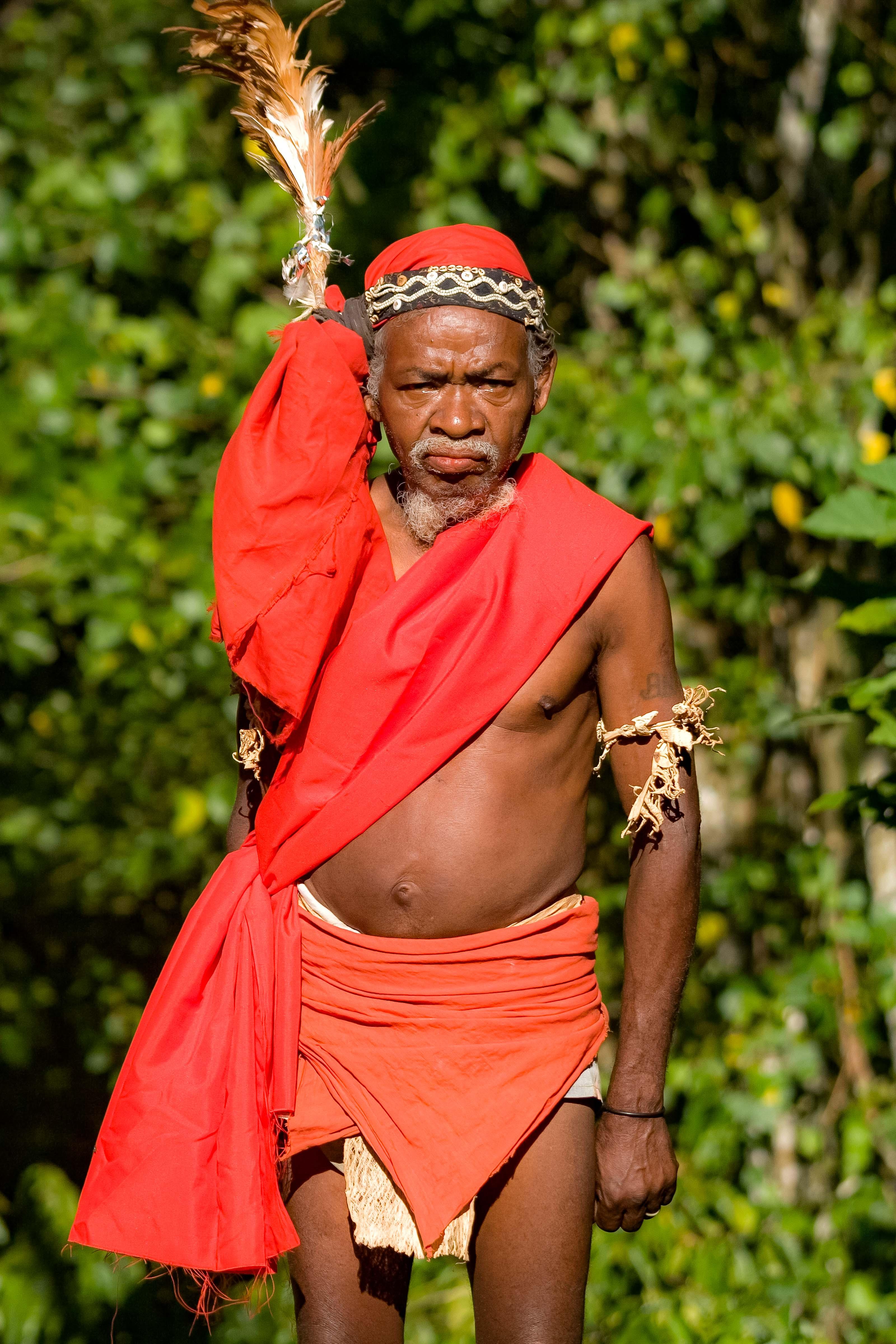 Seram, Kanikeh Man, 2006