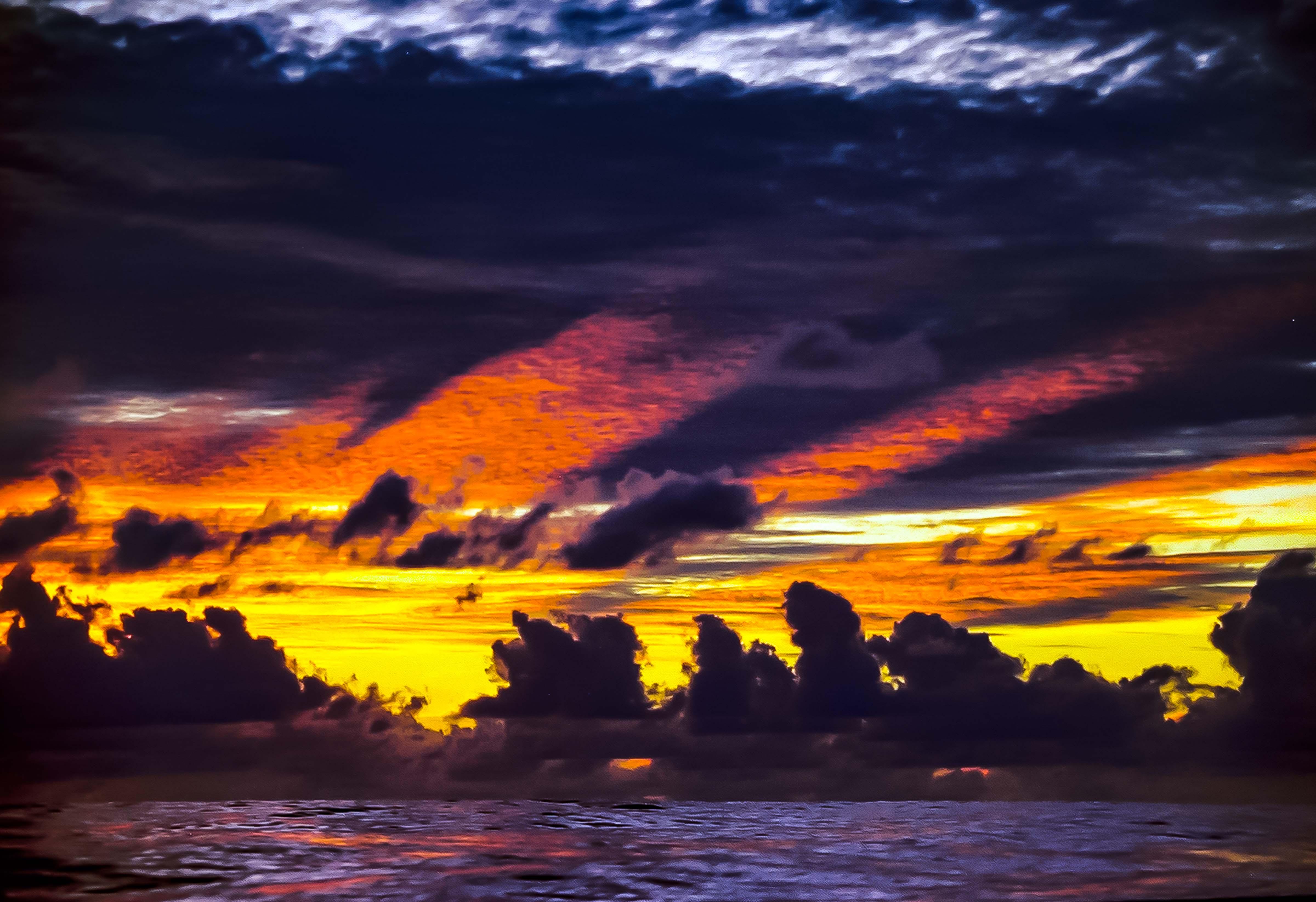 Tokelau, Seascape 5, 2001