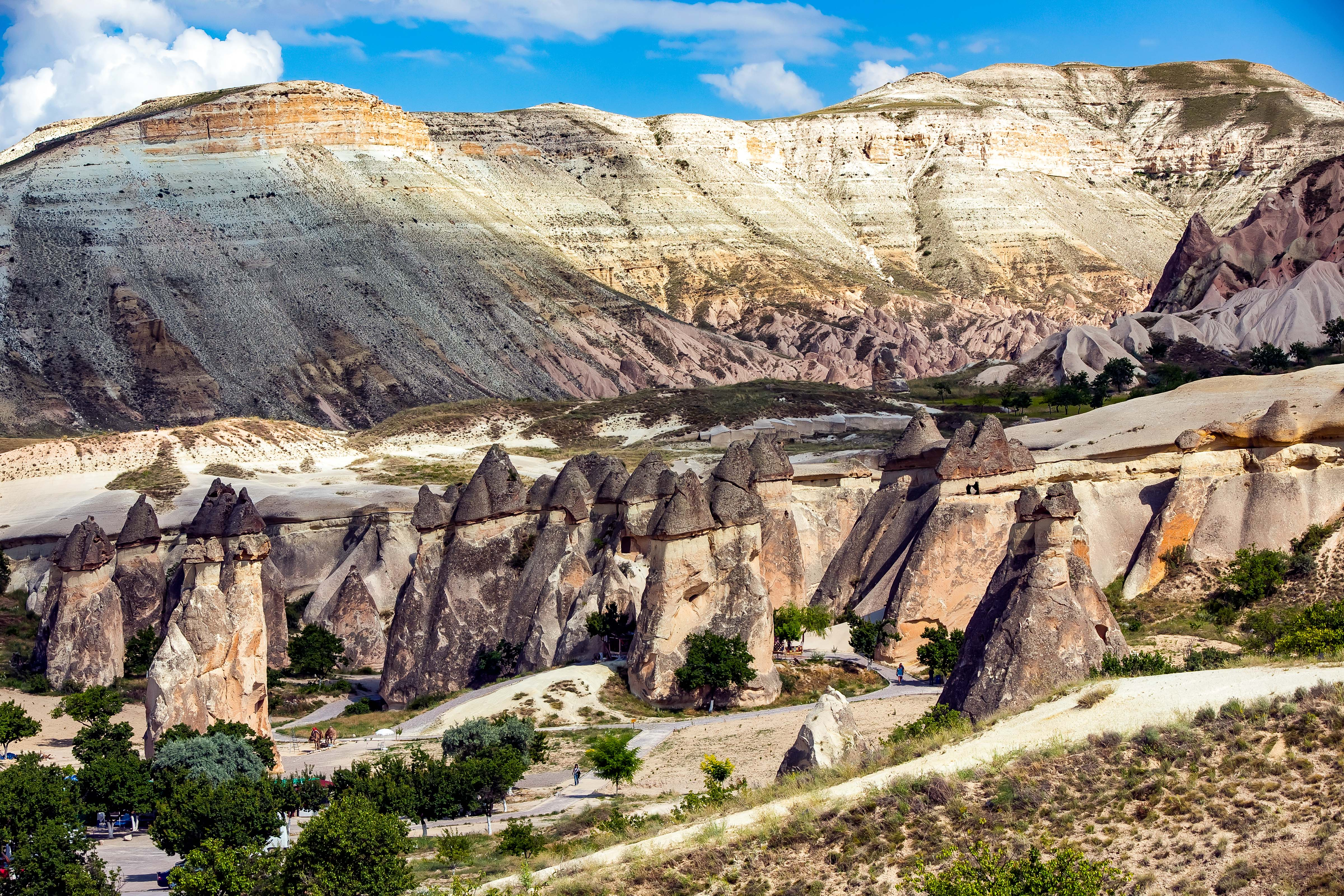 Turkey, Nevsehir Prov, Cappadocia Pasa Bagi, 2010, IMG 9197r1