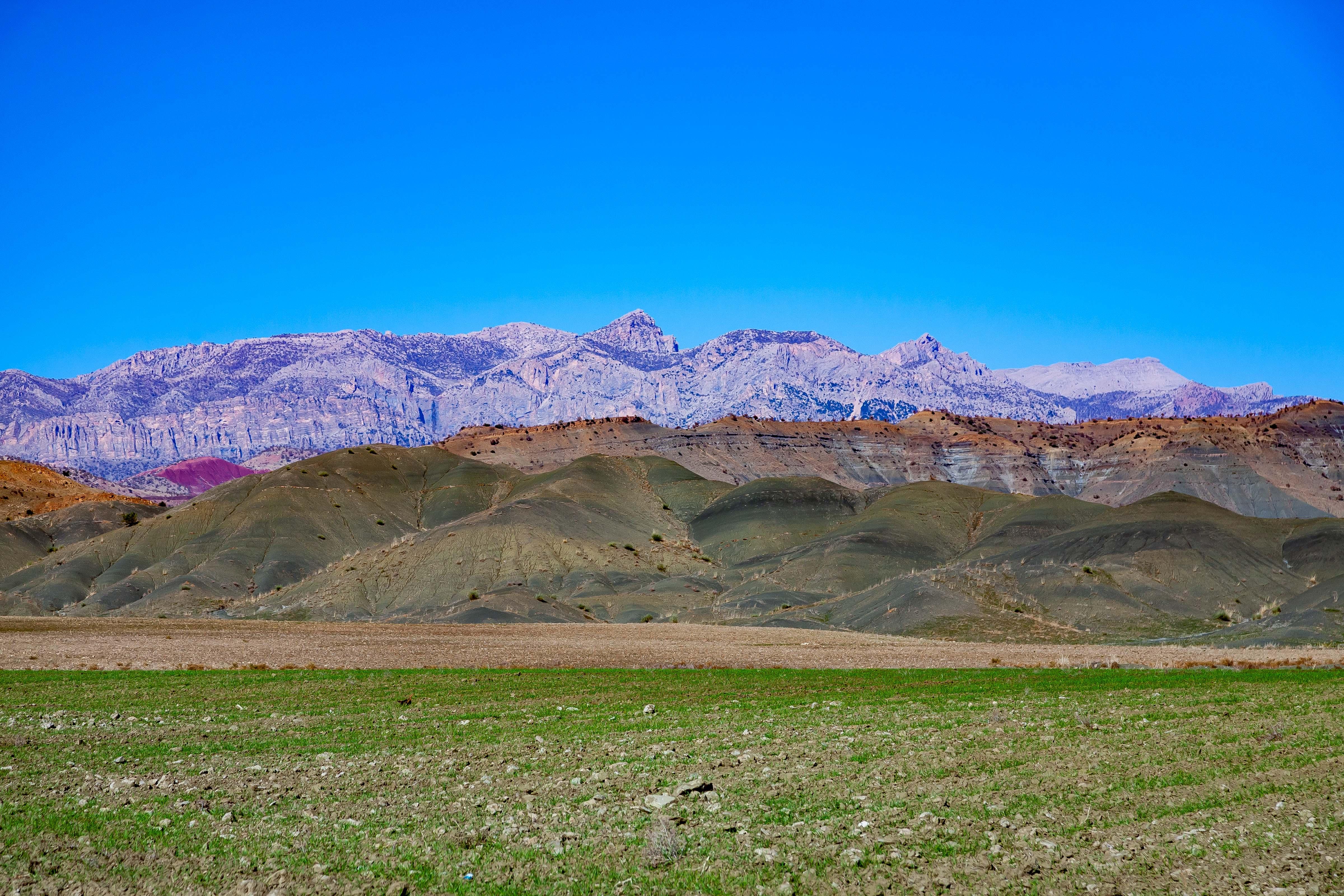 Turkey, Sirnak Prov, Landscape, 2009, IMG 1892