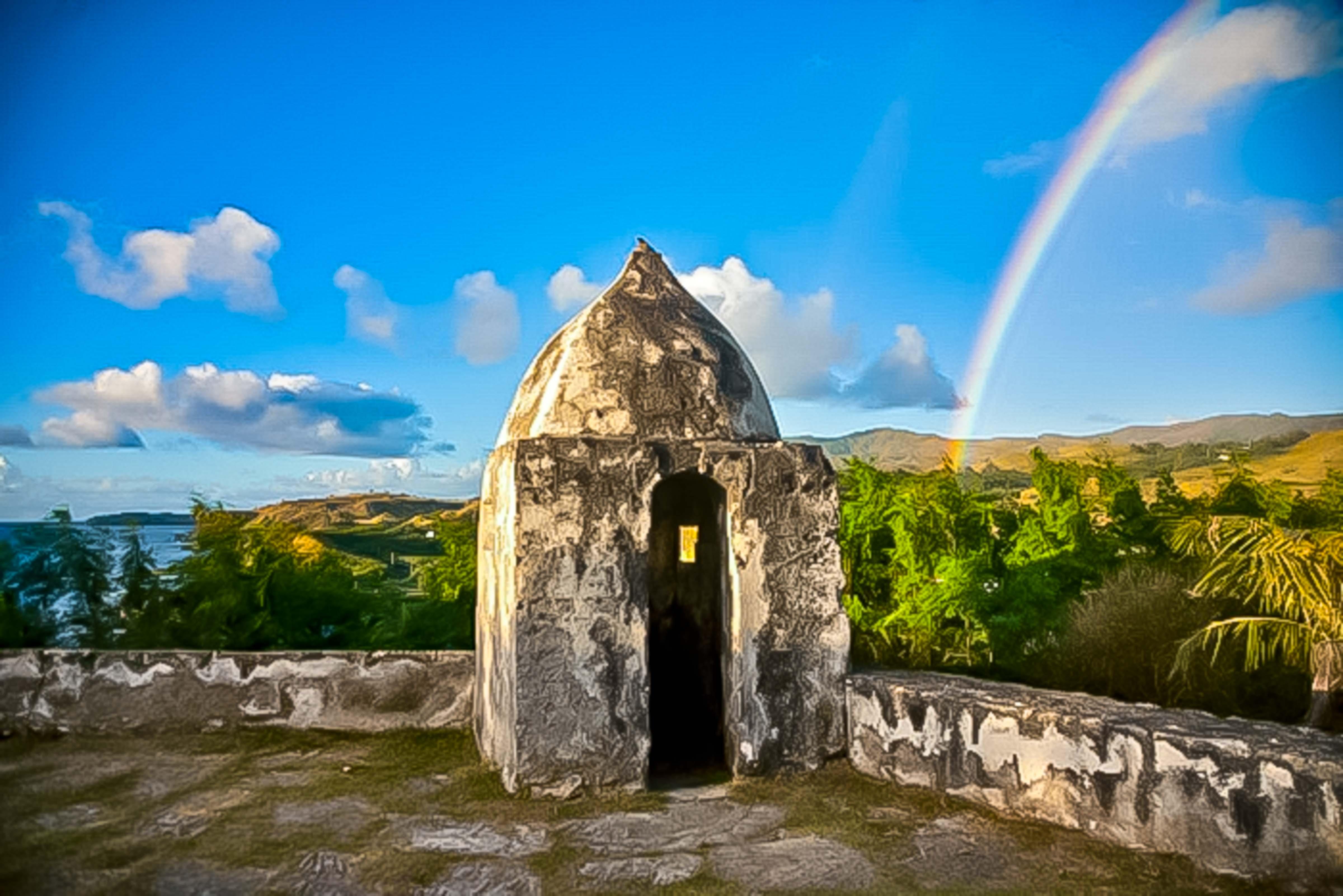 USA, Guam, Rainbow, 2009, IMG 3133