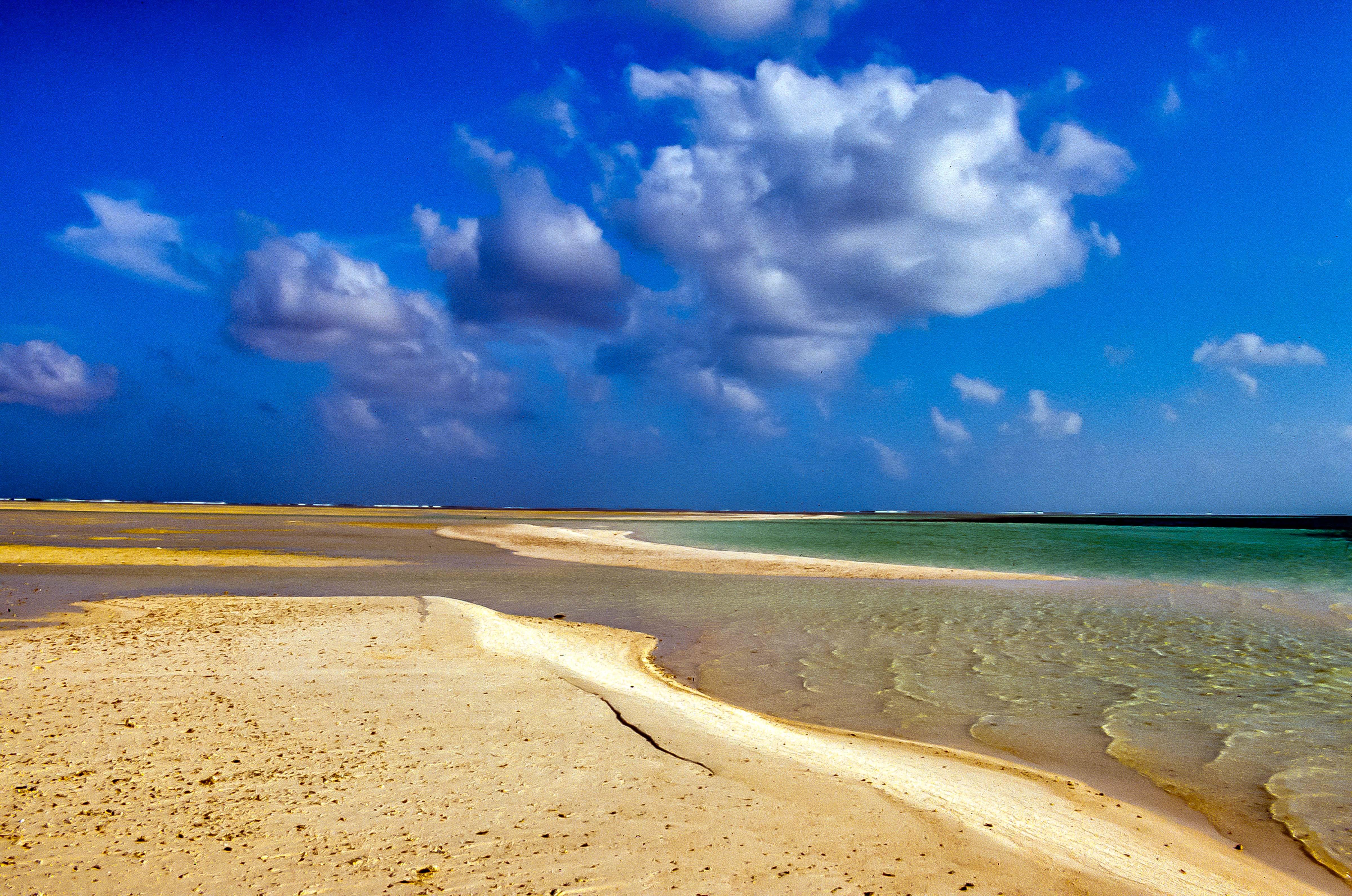 Zil Elwwannyen Sesel, Beach, 2003