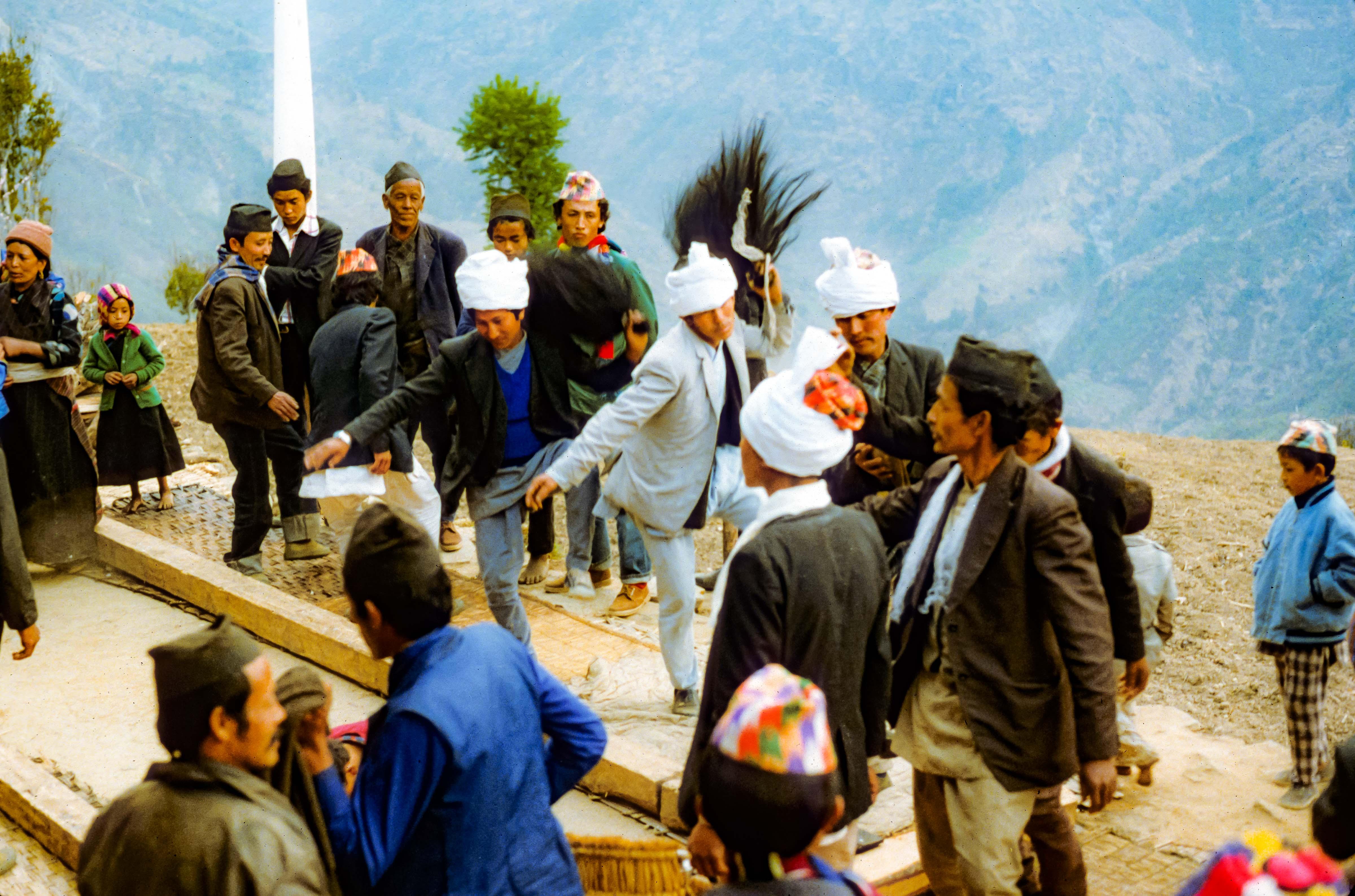 Mountain Wedding Dance